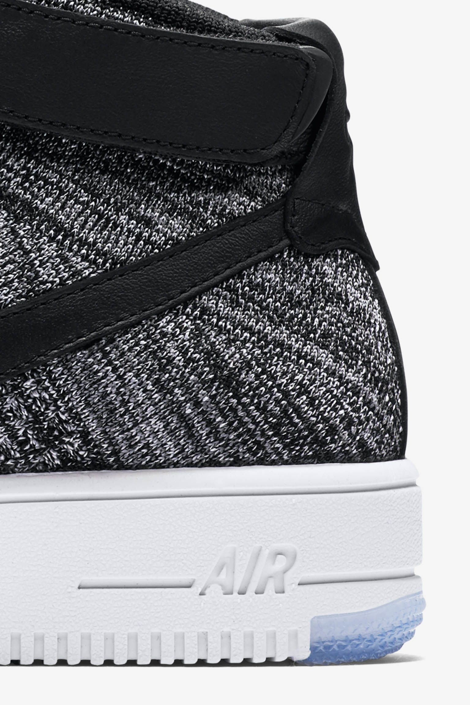 Women's Nike Air Force 1 Ultra Flyknit 'Black & White' Release Date