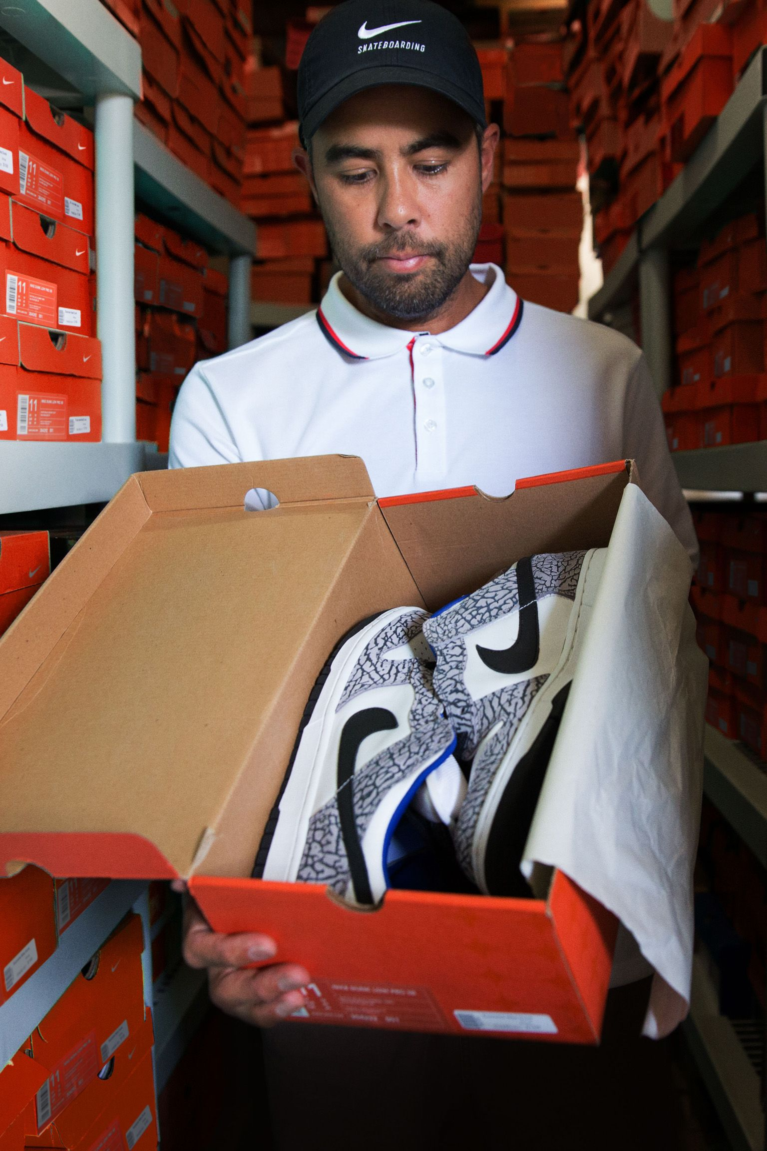 Inside Vault: SB Orange Box