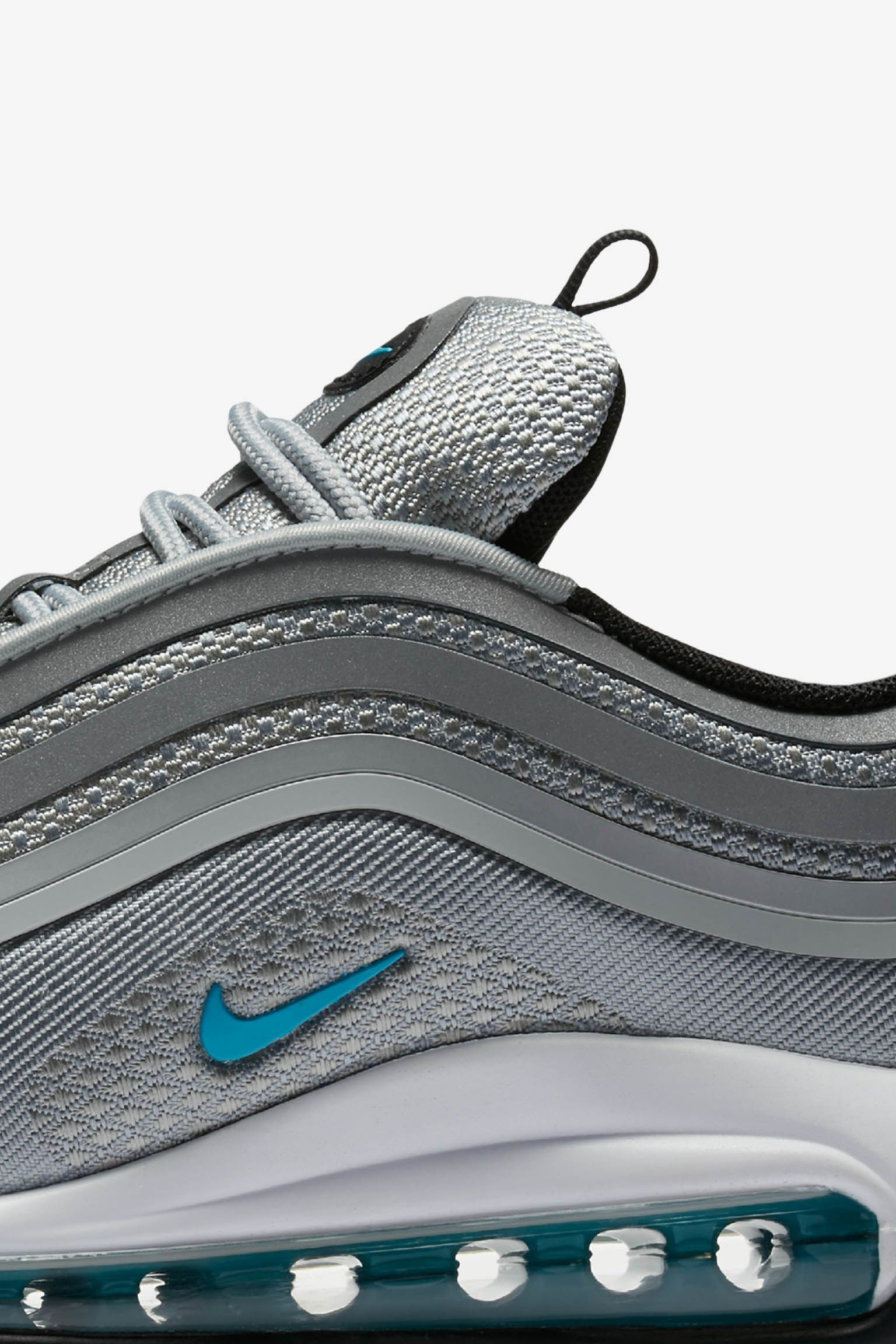 Buy Nike Air Max 97 Ultra Wolf Grey Marina Blue Trainers Store
