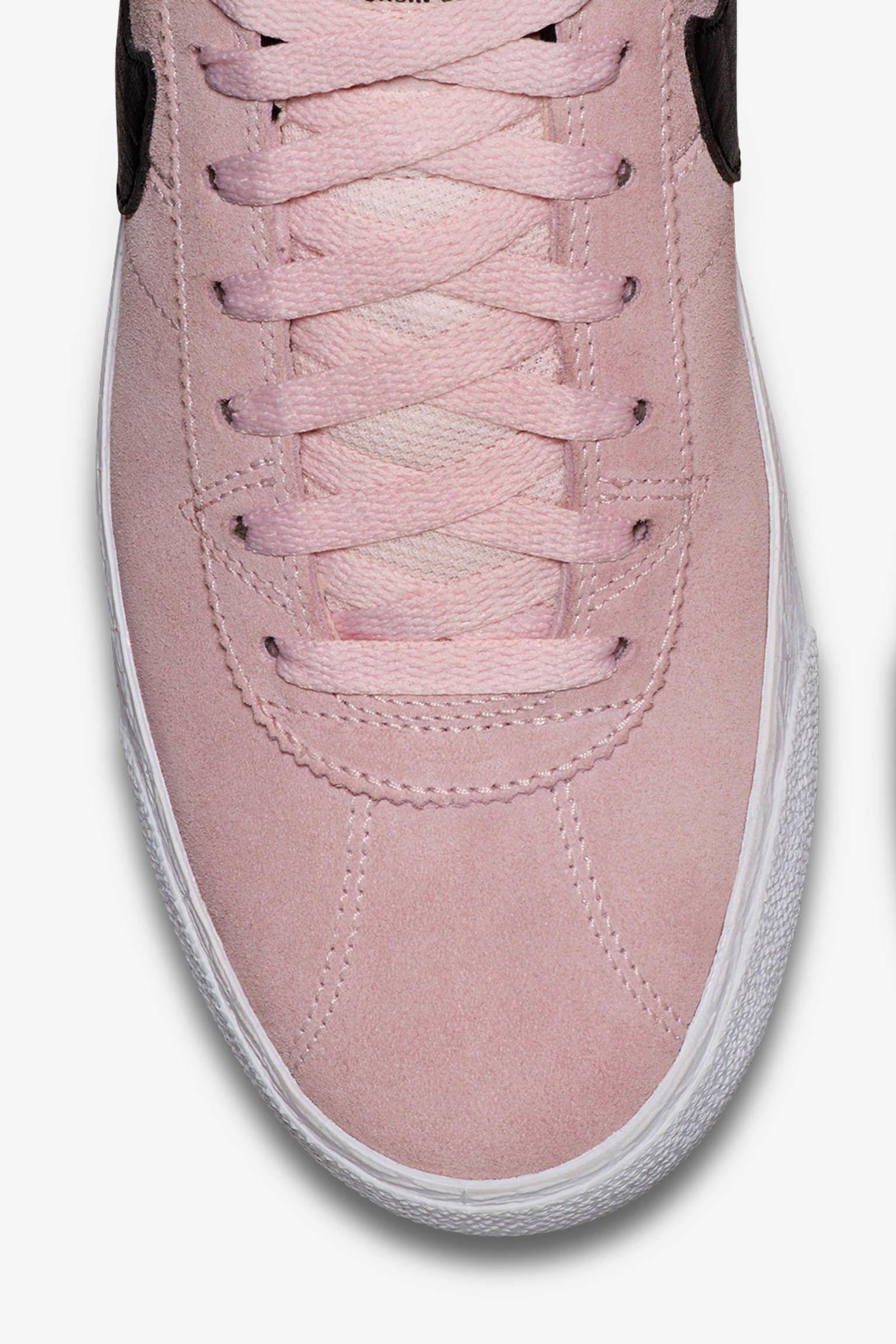 Nike SB Bruin Premium 'Prism Pink'