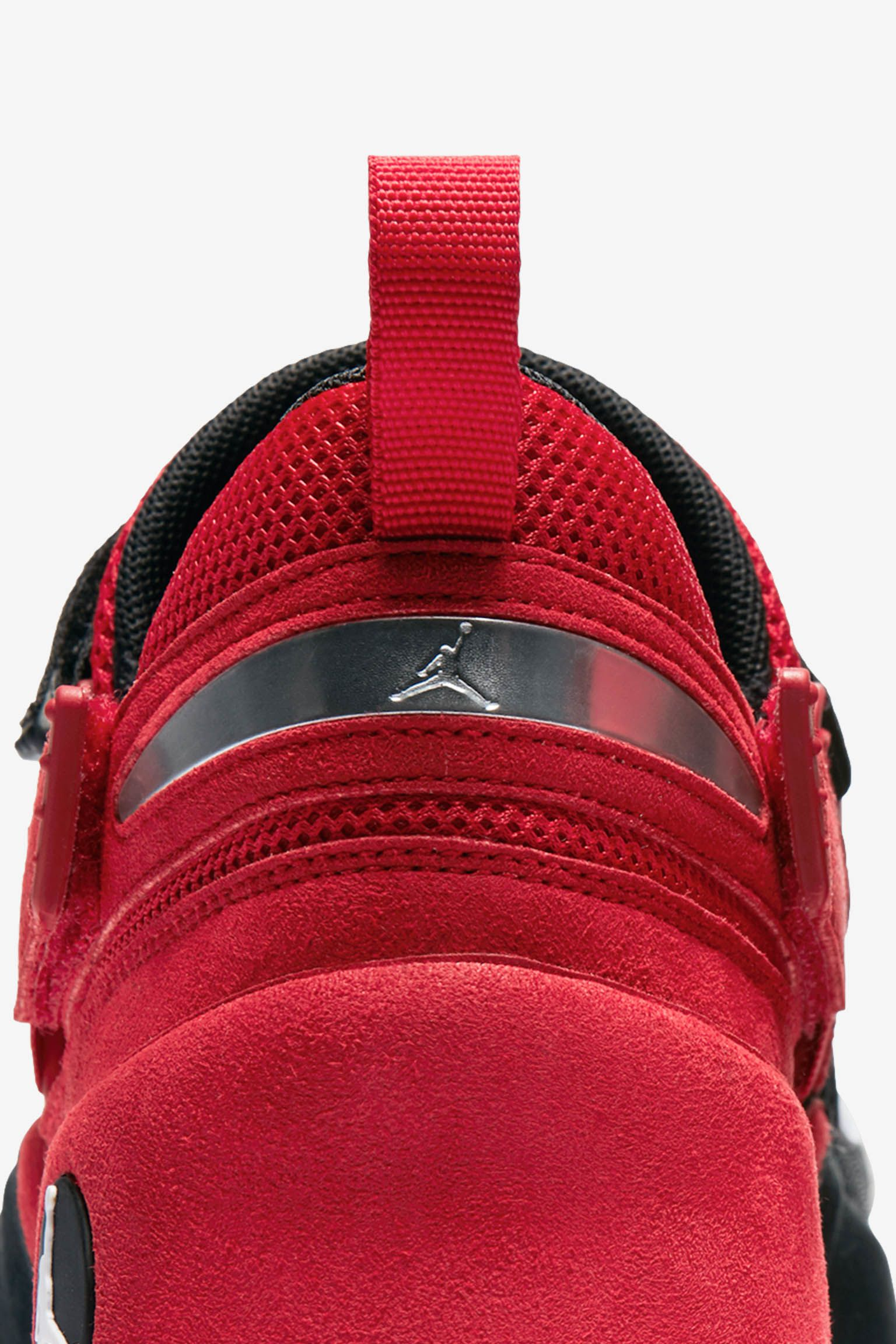 Jordan Trunner LX OG 'Black & Gym Red'