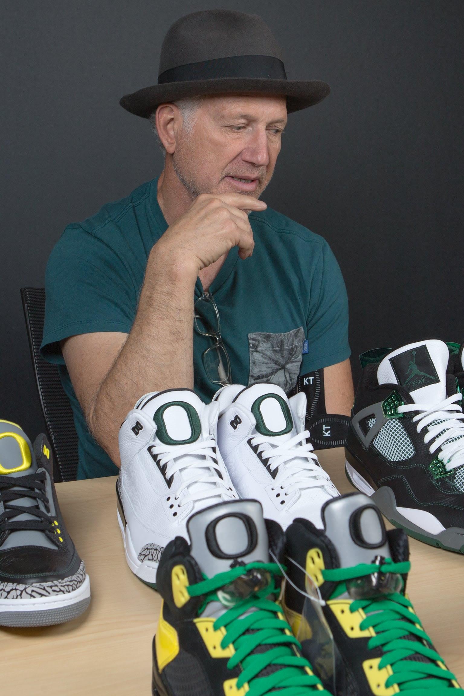 Inside the Vault: Oregon Ducks x Jordan Brand
