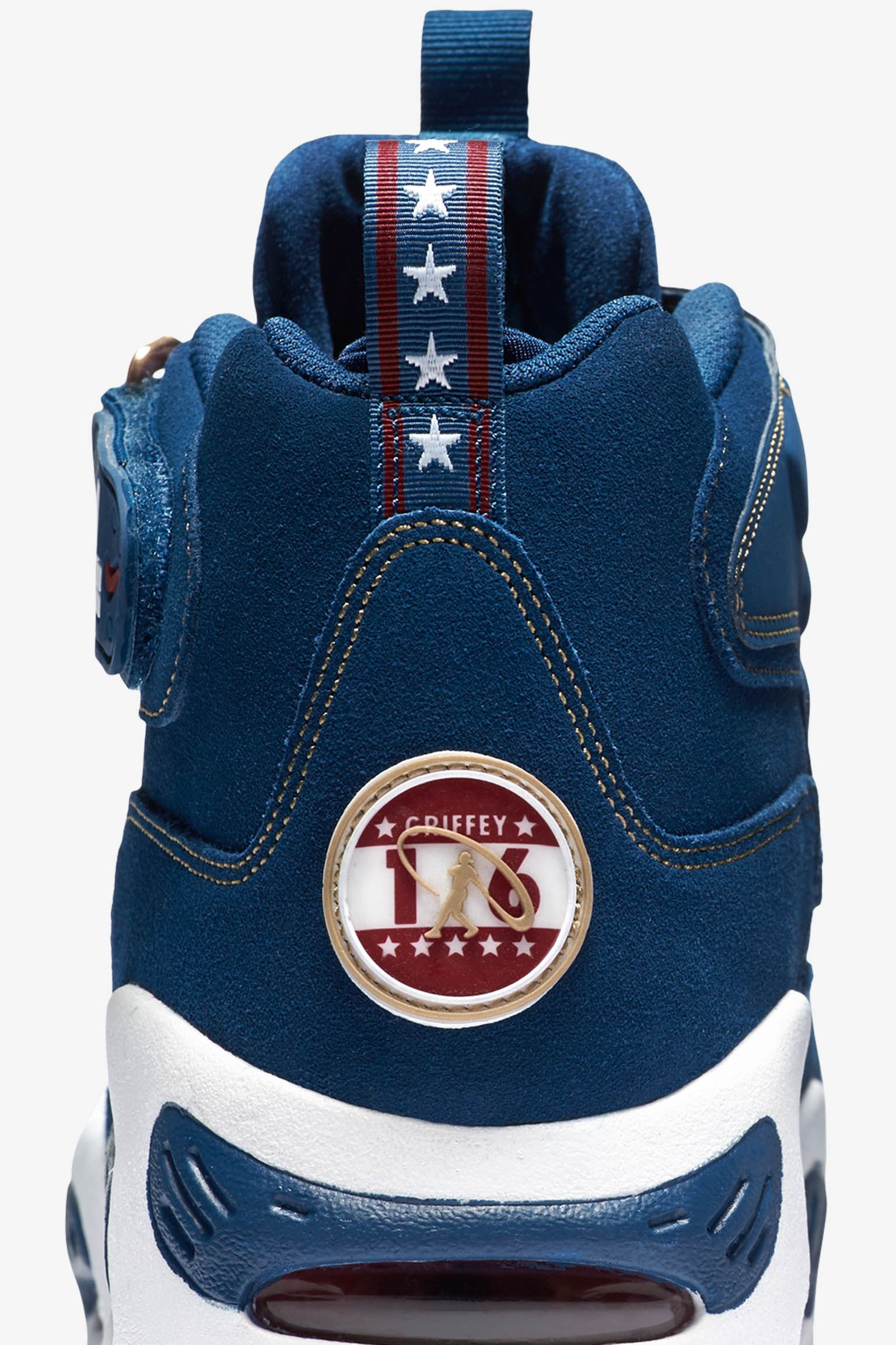 Nike Air Griffey Max 1 'Griffey for Prez' Release Date