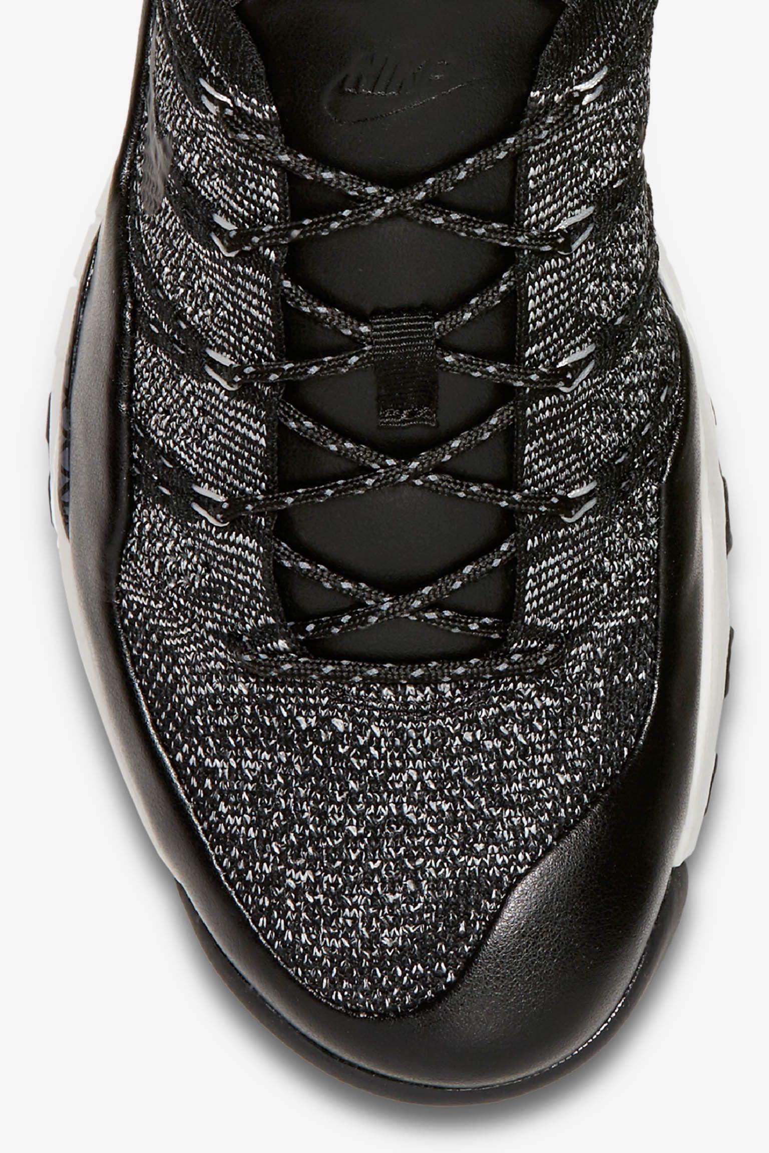 Nike Lupinek Flyknit Low 'Black & Anthracite'