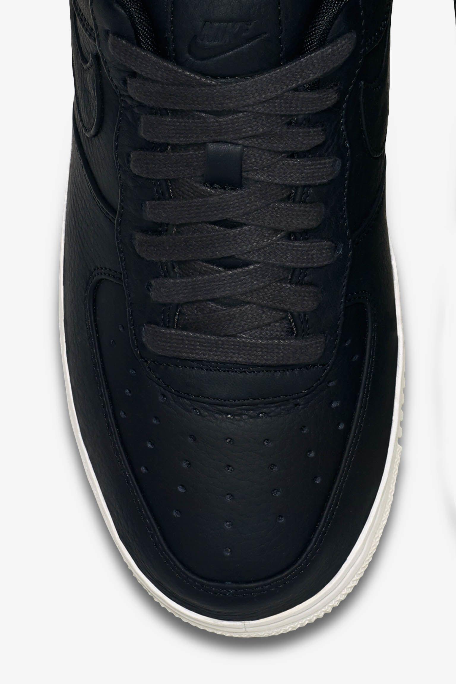 NikeLab Air Force 1 Low 'Black & Sail''