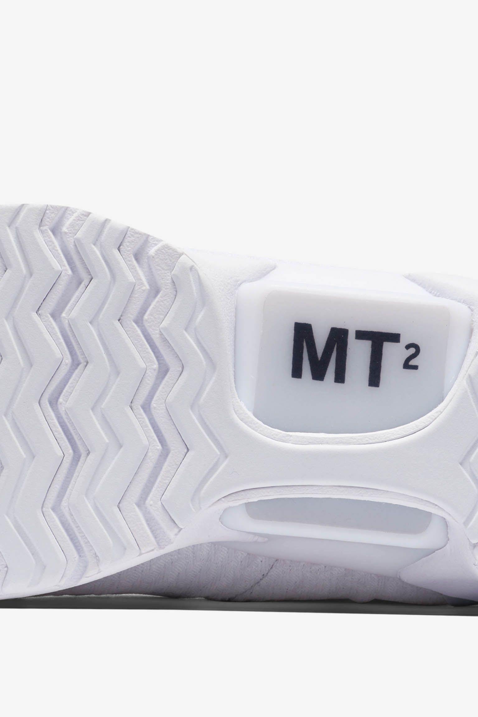 Nike HyperAdapt 1.0 'White & Pure Platinum' Release Date