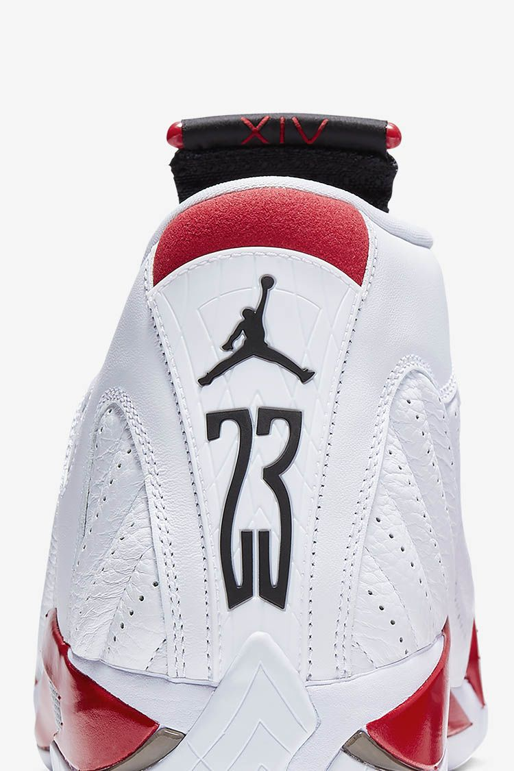 Nike Air Jordan 14 'White & Red' Release Date