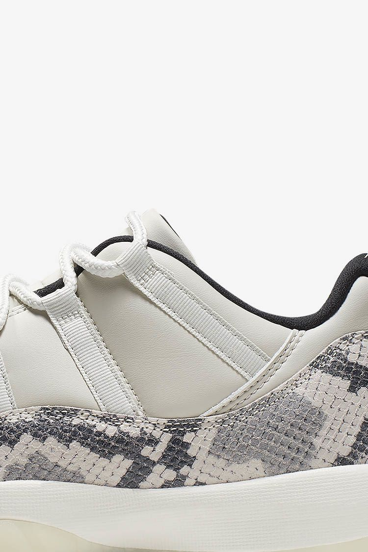Air Jordan 11 Low 'Light Bone' Release Date