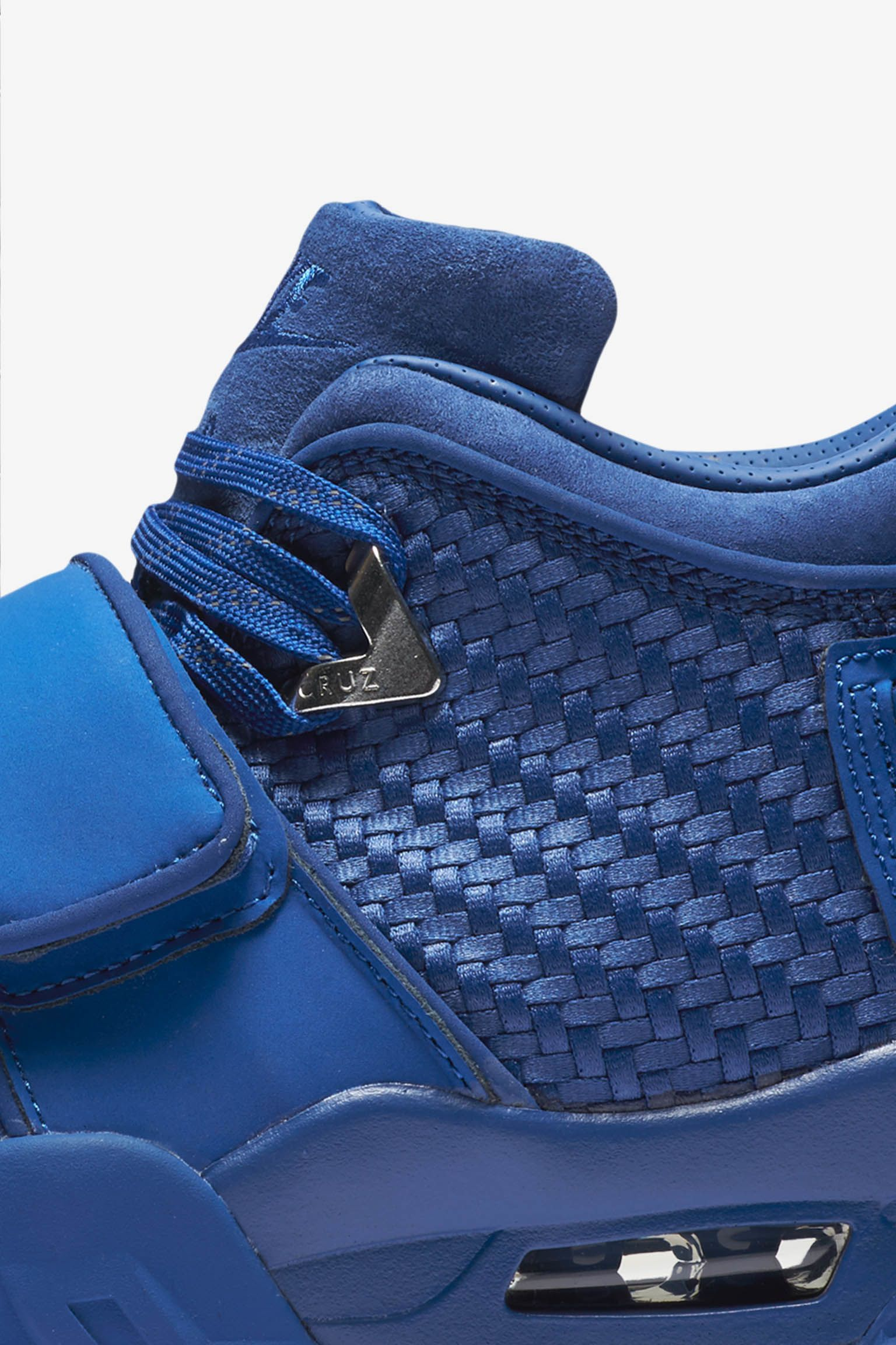 Nike Air Trainer V. Cruz 'Rush Blue'
