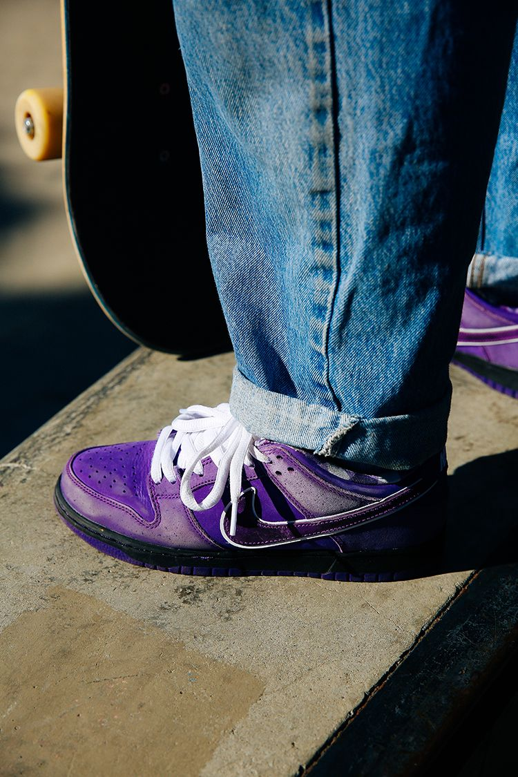 Nike SB Dunk Low Pro  'Purple Lobster' Release Date