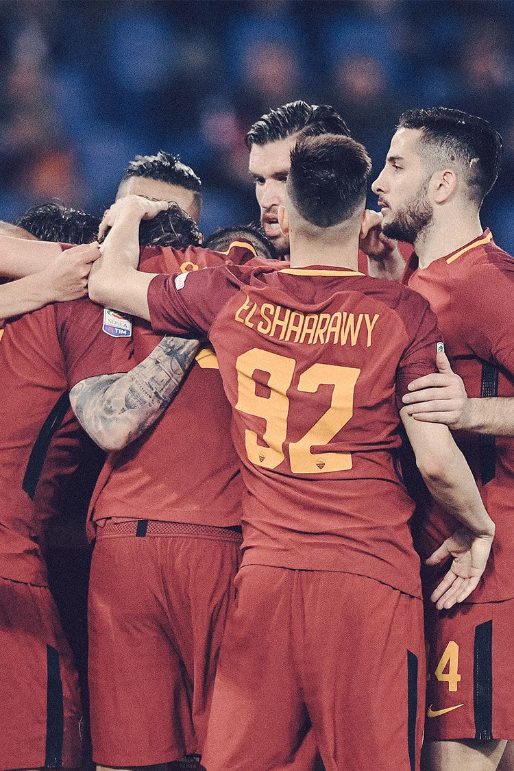 AS Roma 2017/18 Collection