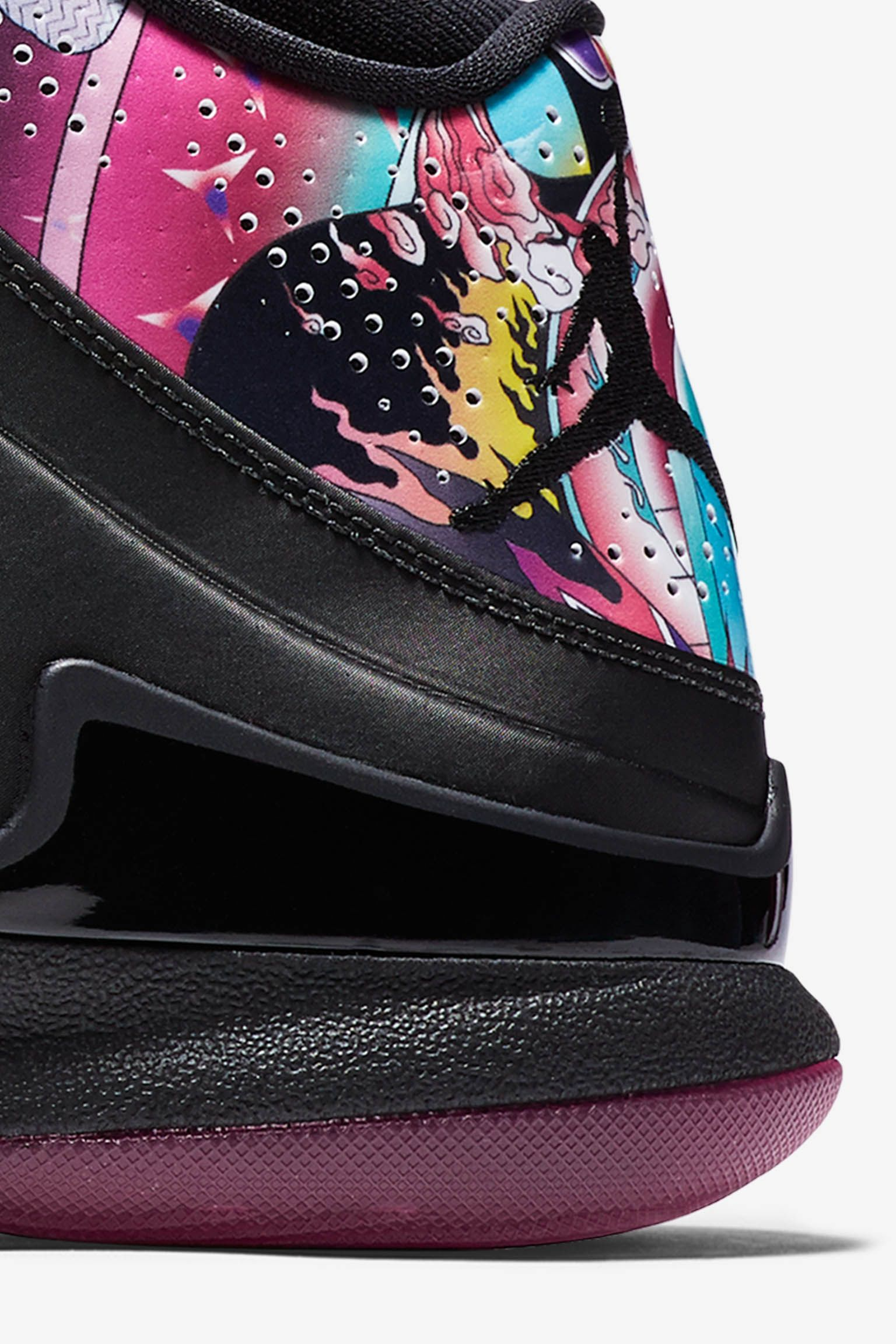 Nike Jordan Super.Fly 4 'Chinese New Year' Release Date