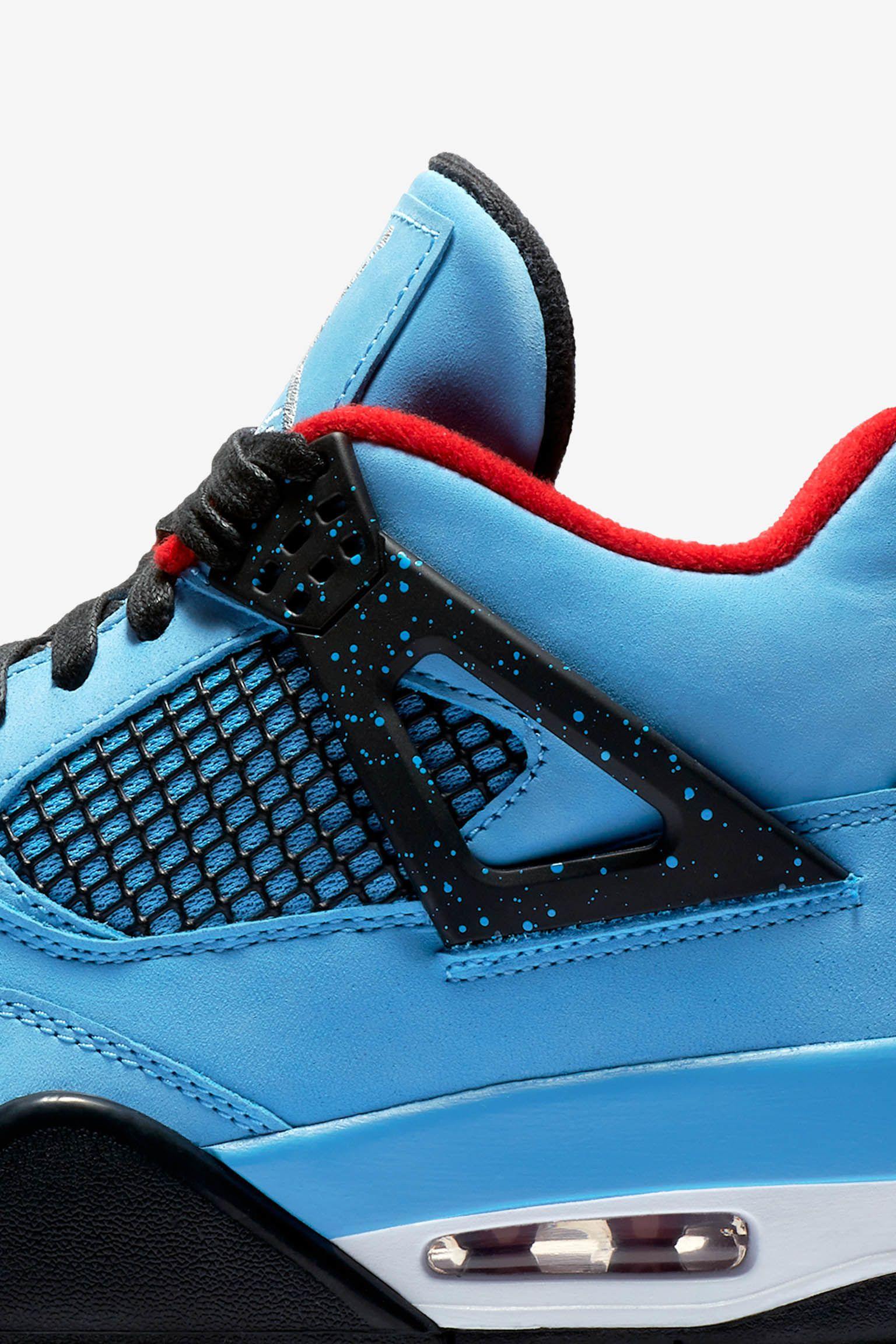 Air Jordan 4 Travis Scott 'Cactus Jack' Release Date