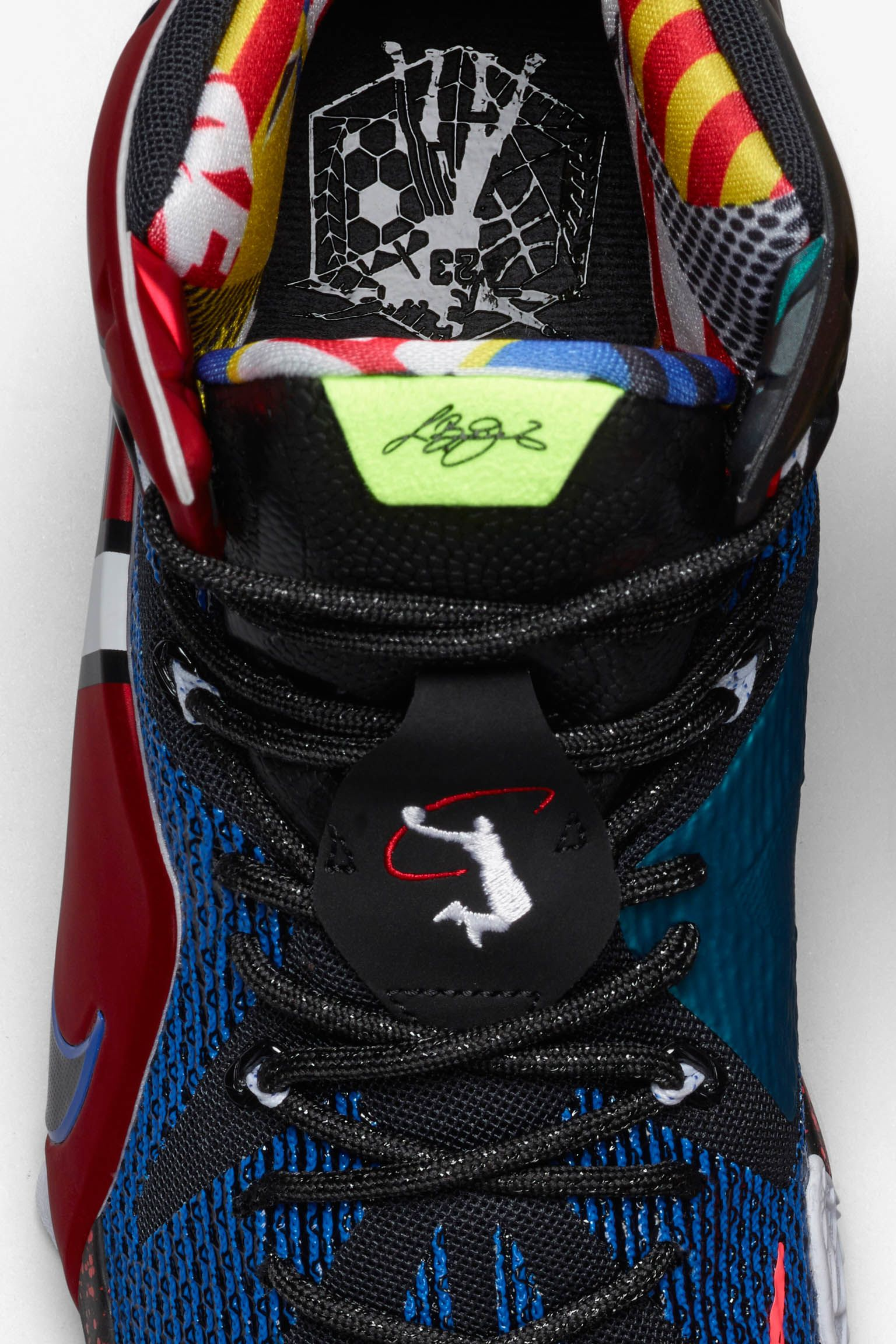 Nike Lebron 12 'What The' Release Date