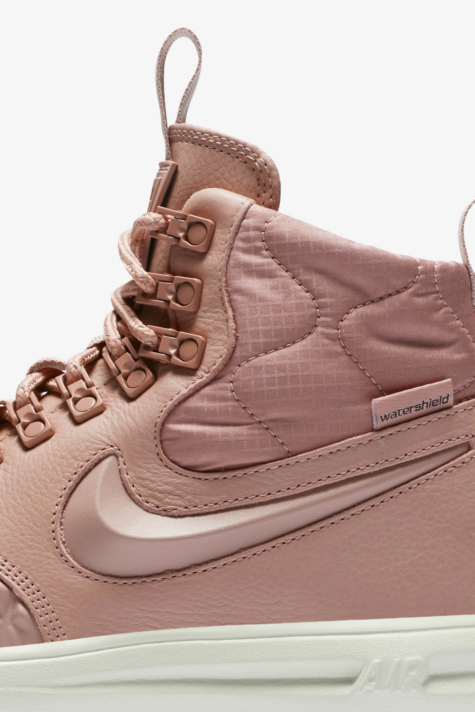 59f5e4a3c6a1 ... Women s Nike Lunar Force 1 Duckboot Particle Pink .