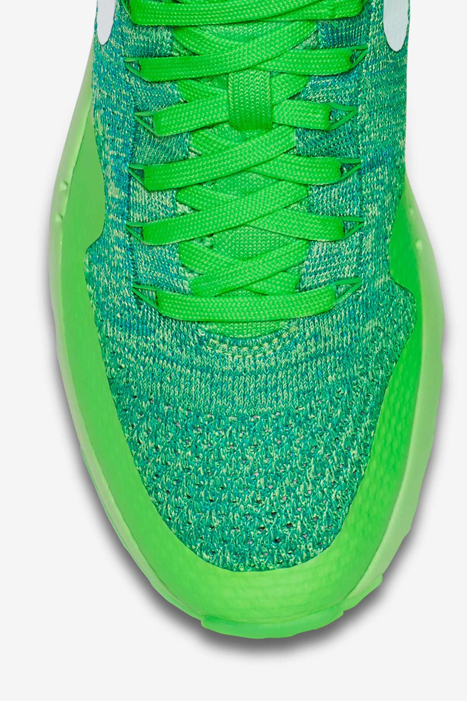 National Air: Nike Air Max 1 Ultra Flyknit 'Voltage Green'
