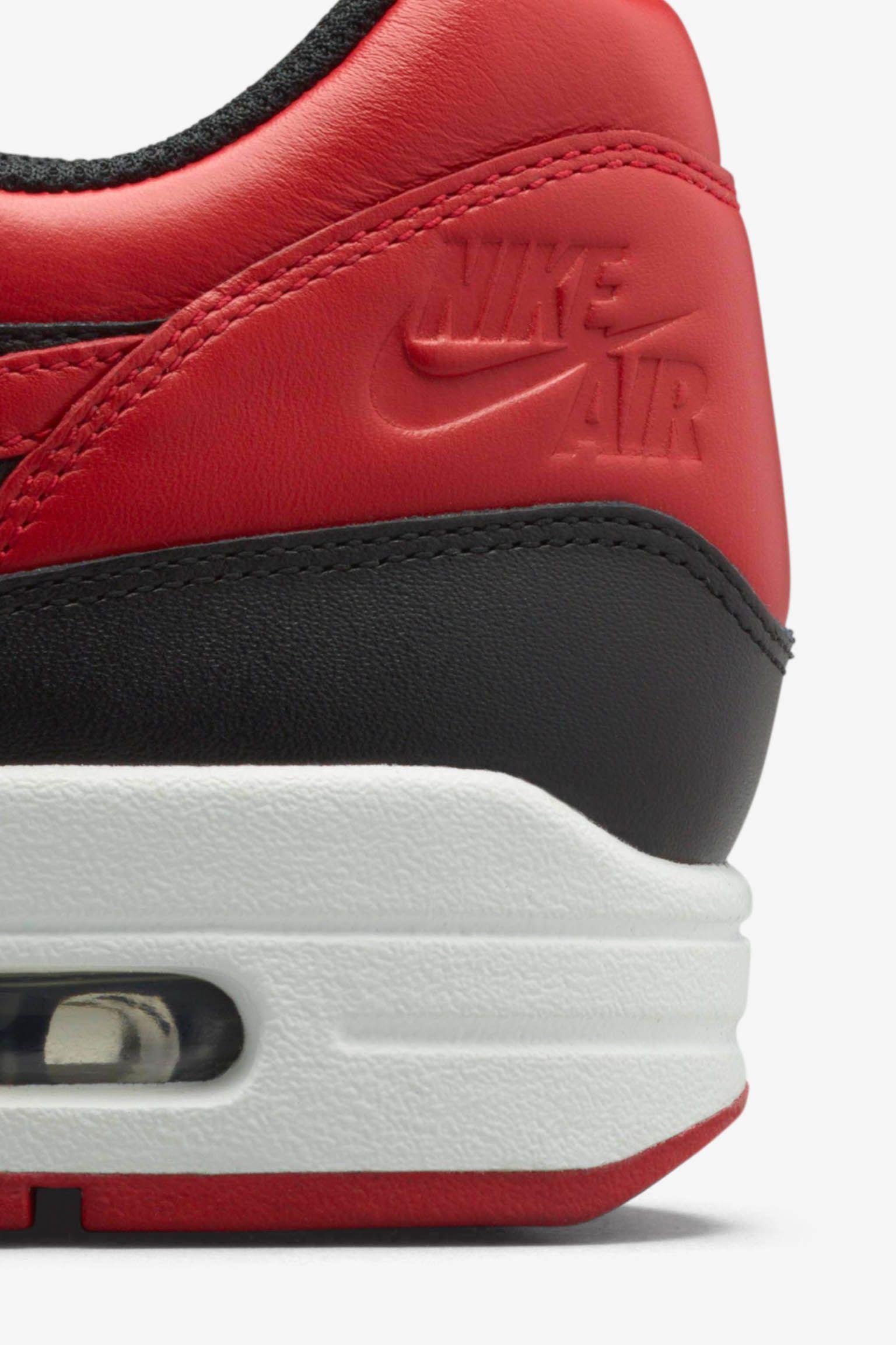 Nike Air Max 1 'Bred'