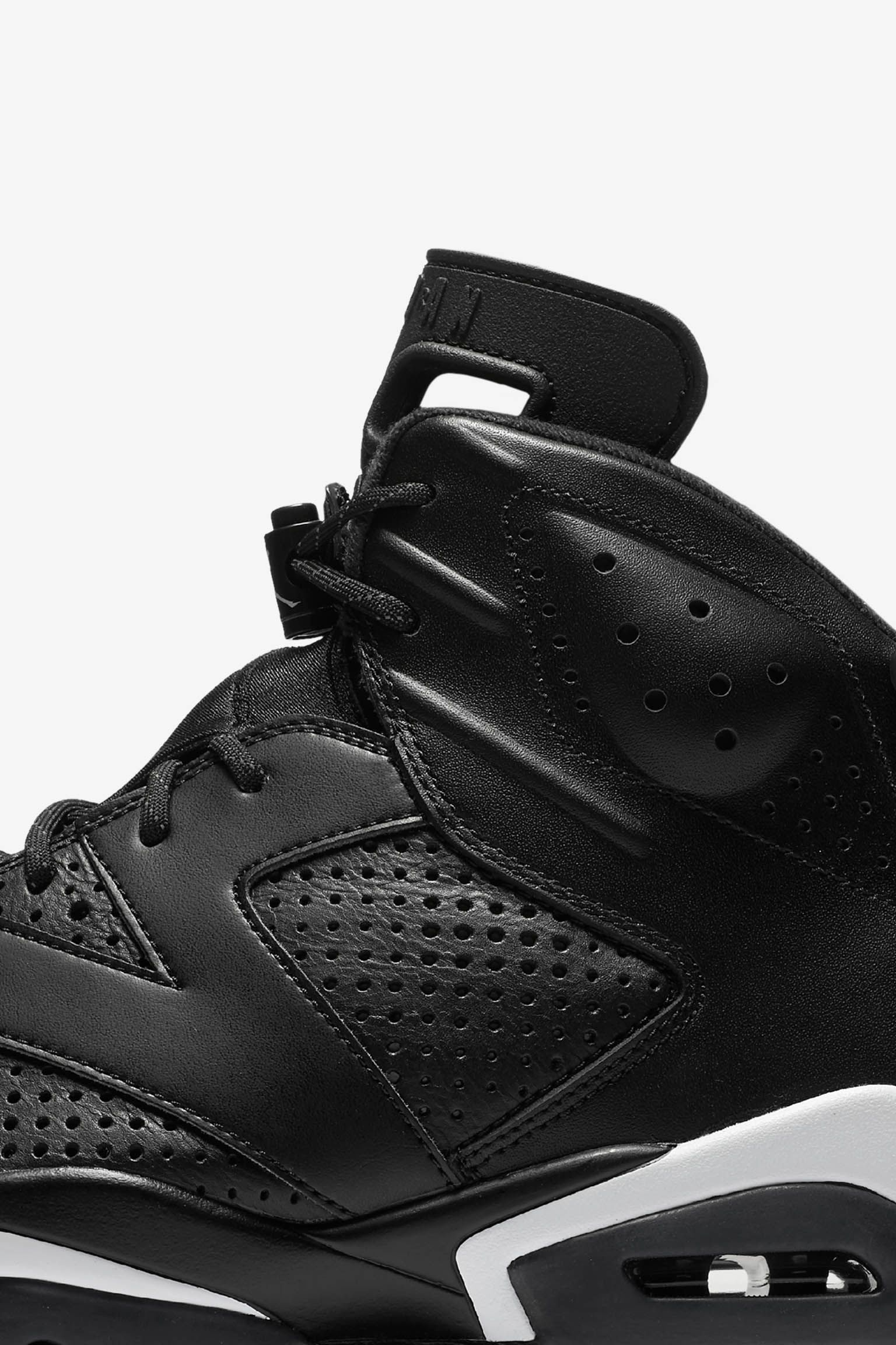 Air Jordan 6 Retro 'Black'