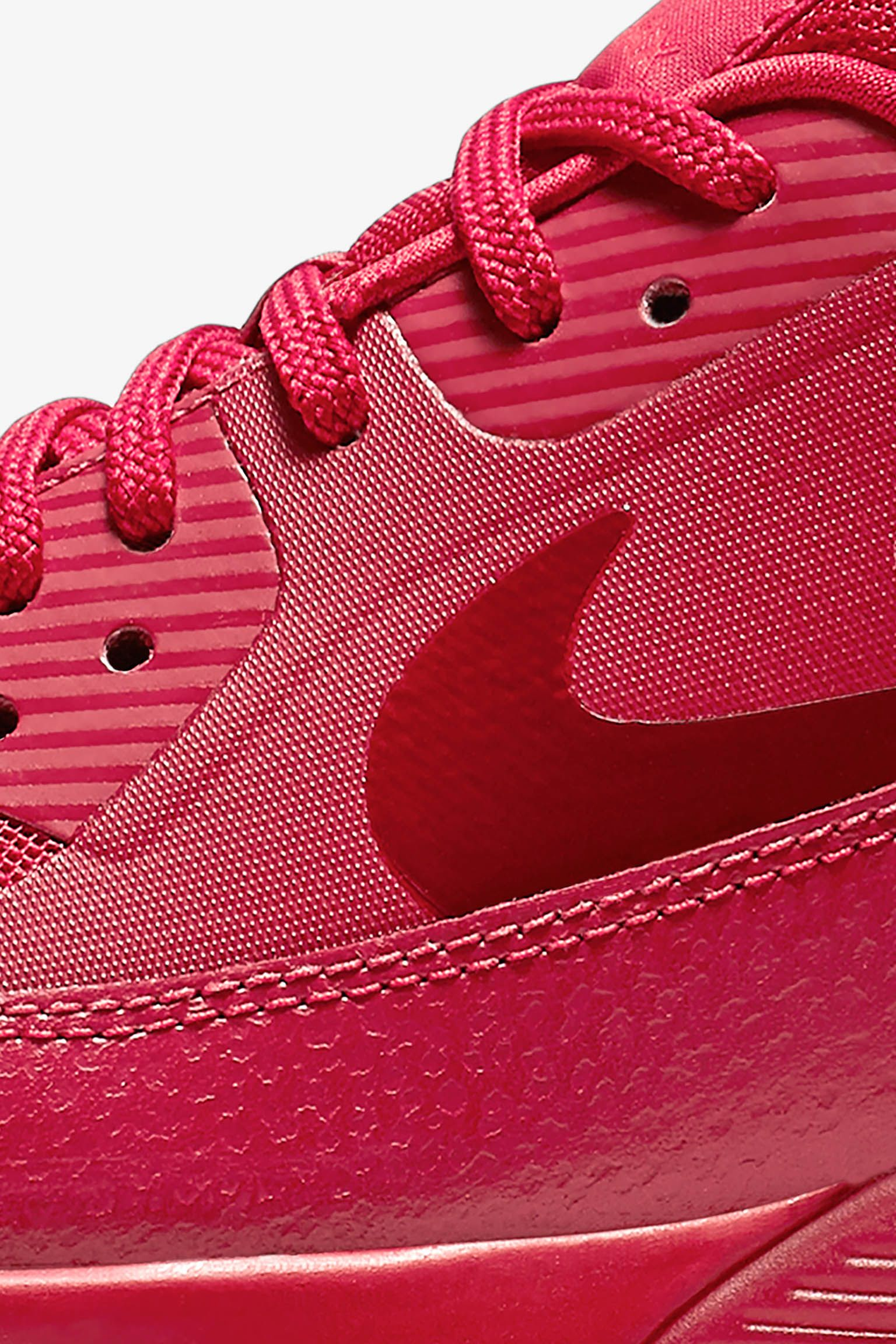 Women's Nike Air Max 90 'Ruby Red'