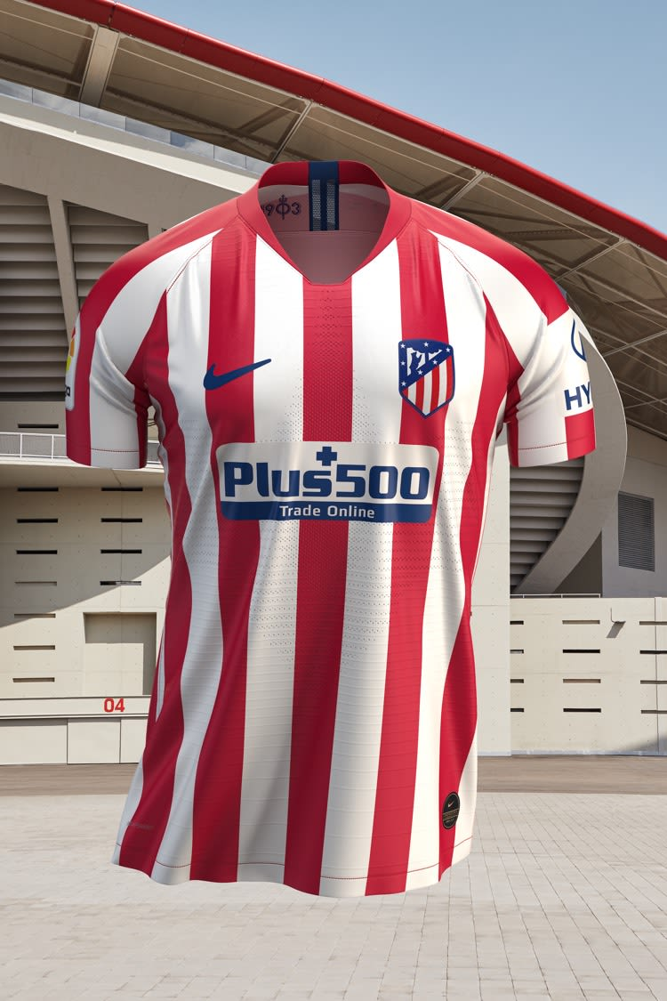 APLA 060319 ATLETICO DE MADRID STADIUM HOME JERSEY