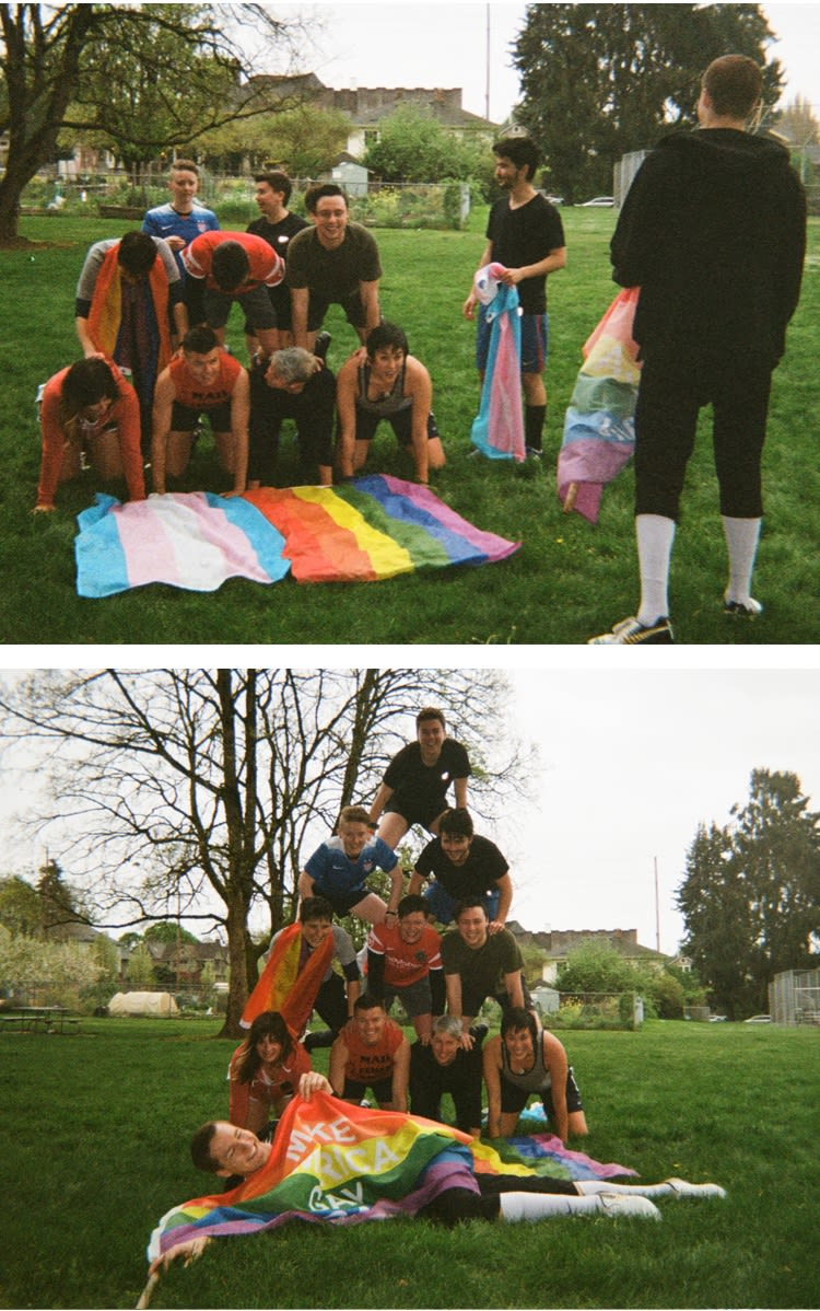 The Grassroots Game: Portland's Queerly Beloved