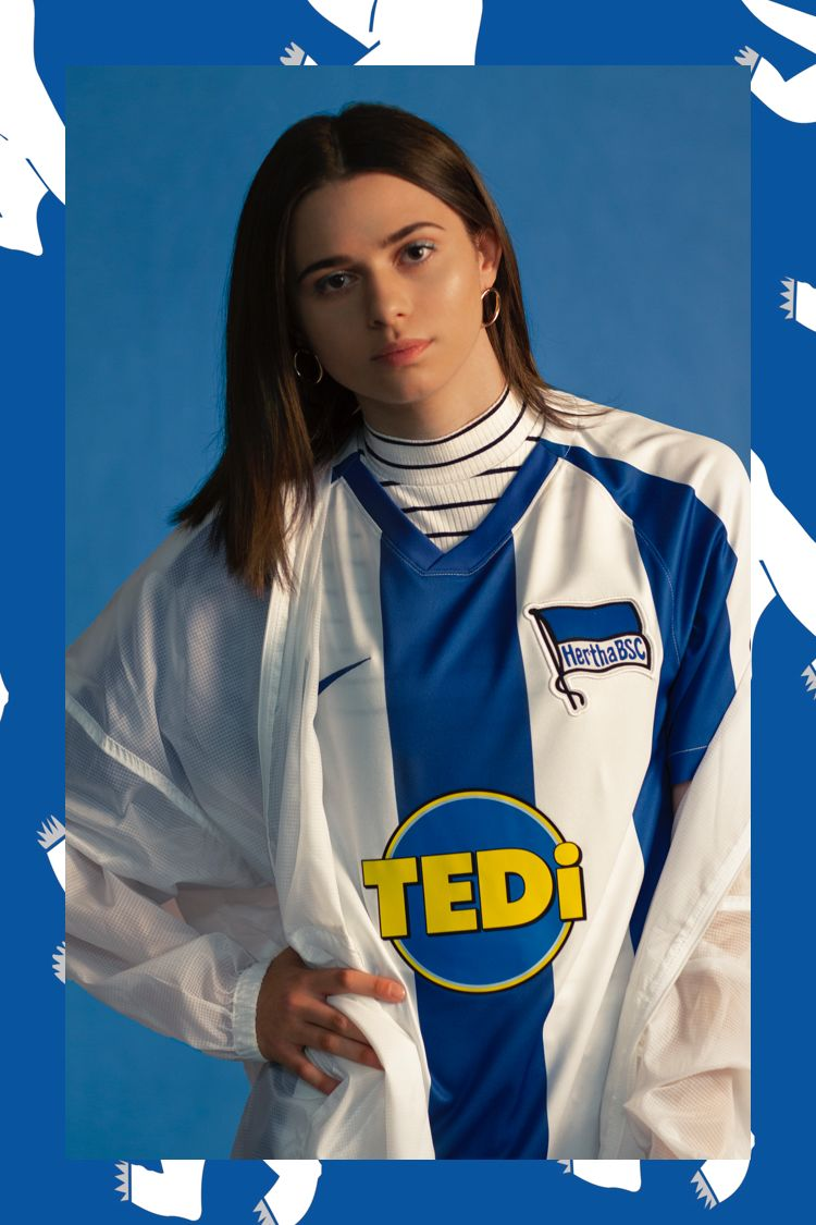 2019/20 Hertha Stadium Home Jersey