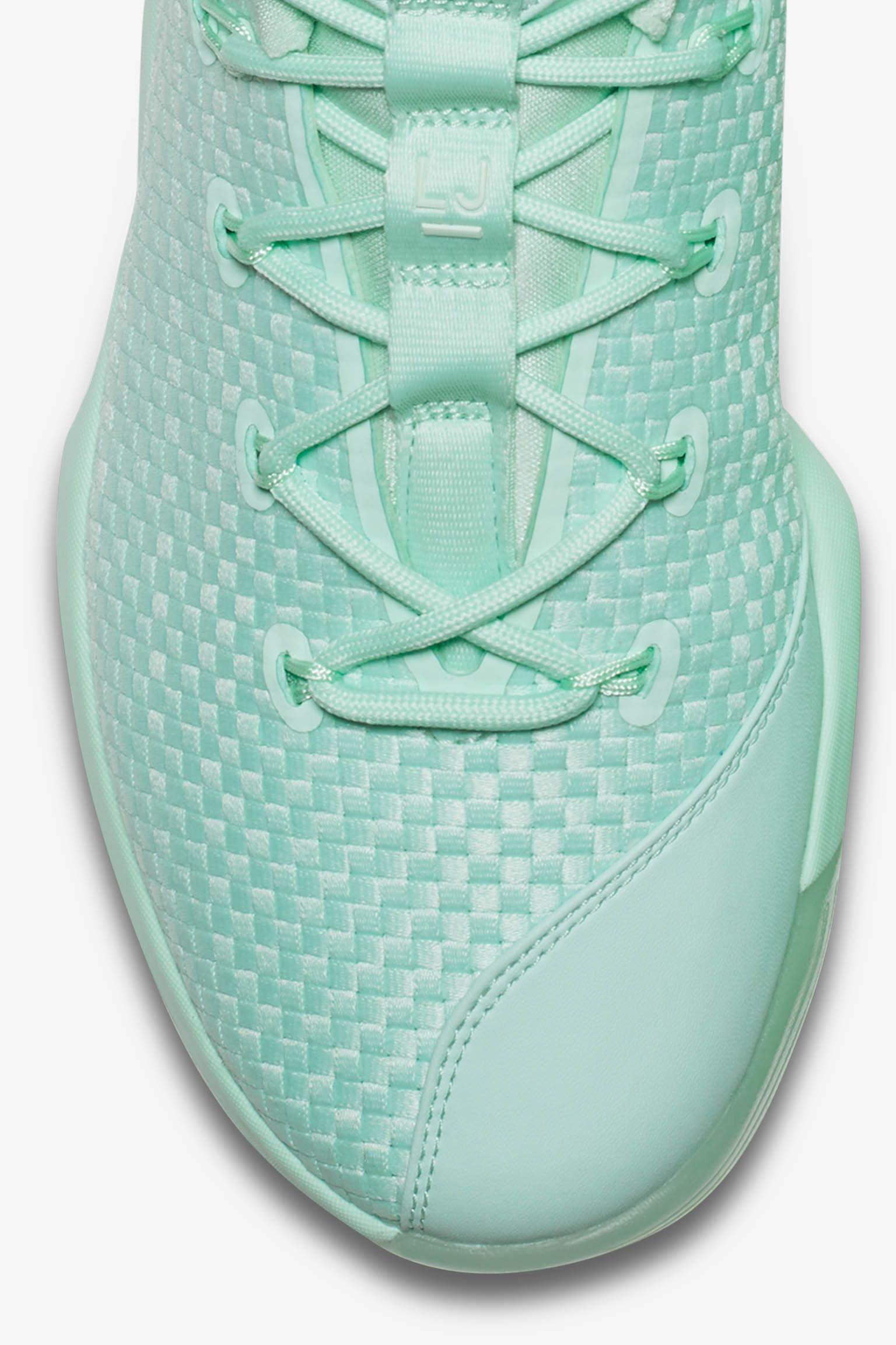 Nike LeBron 14 Low 'Mint Foam'
