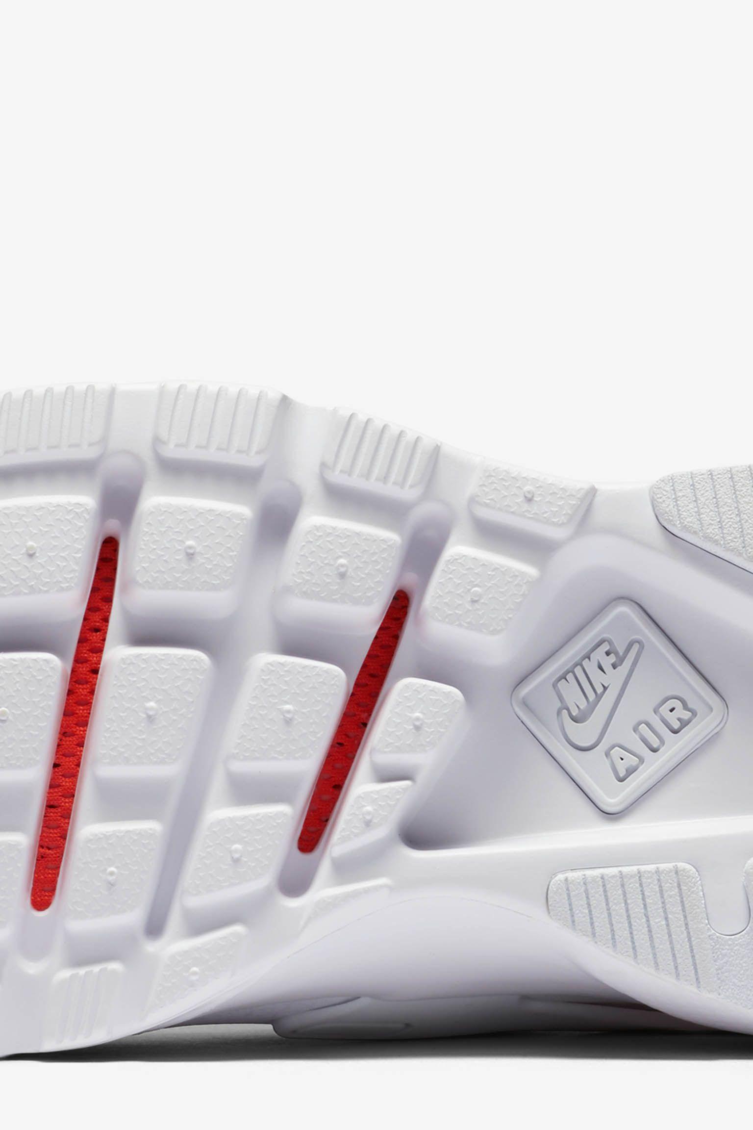Nike Air Huarache Ultra Breathe 'Triple White'