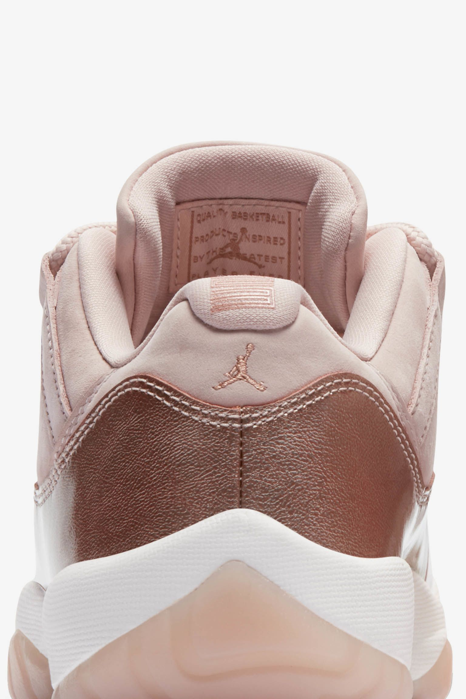 c4929fcd56dd The latest Air Jordan XI makes it even more remarkable. It s crafted with  ultra-soft leather