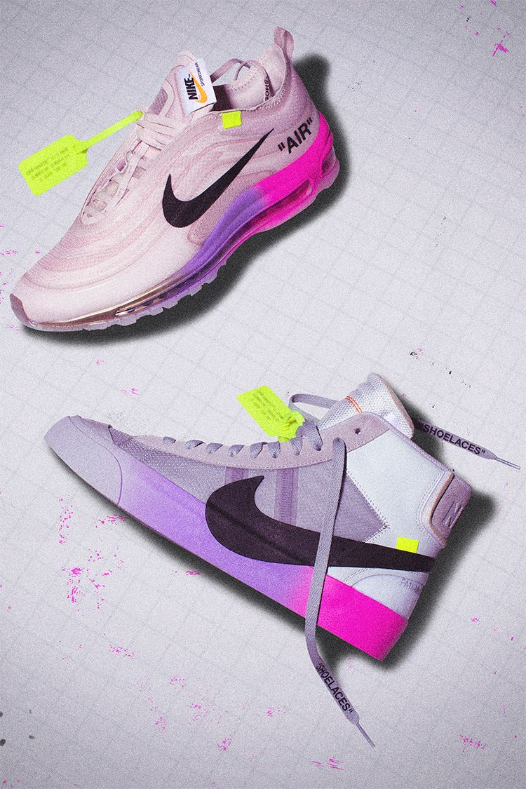 Behind The Design: Nike The Ten: Air Max 97 Virgil Abloh for Serena Williams
