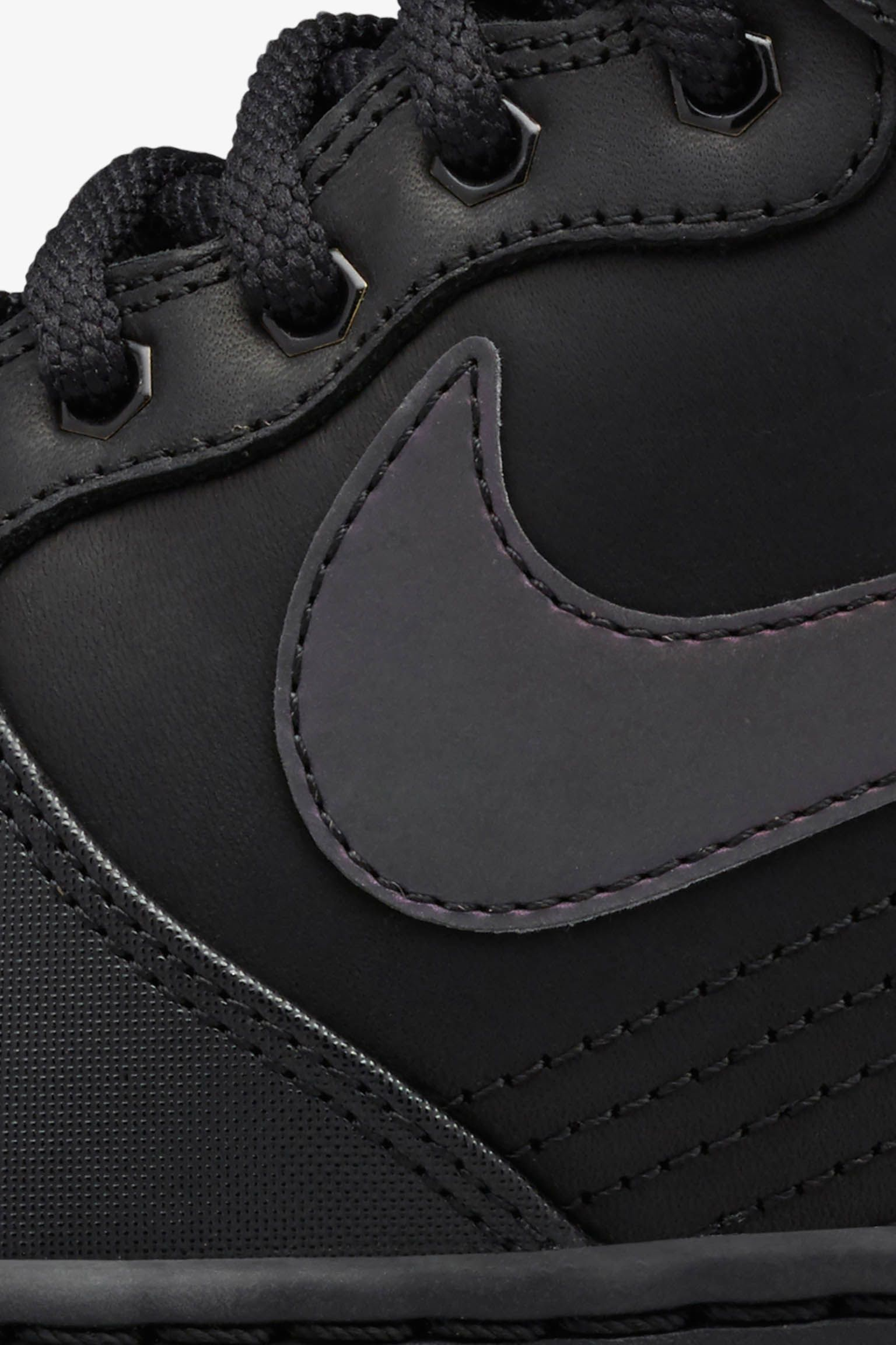 Women's Nike Dunk Sky Hi 2.0 Sneakerboot 'Triple Black'