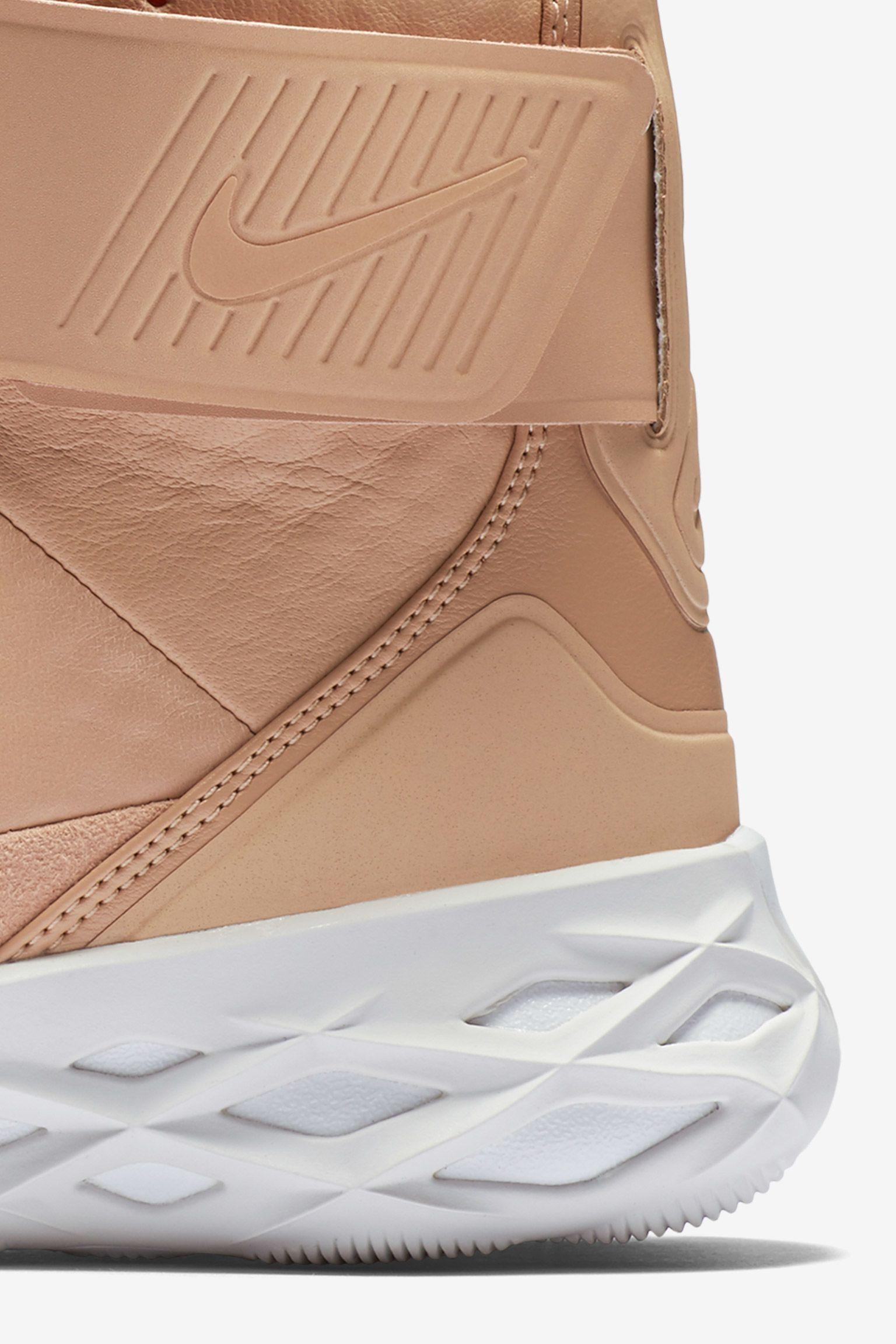 6a2c574df65 Nike Swoosh HNTR  On The Hunt  Vachetta Tan. Nike+ SNKRS