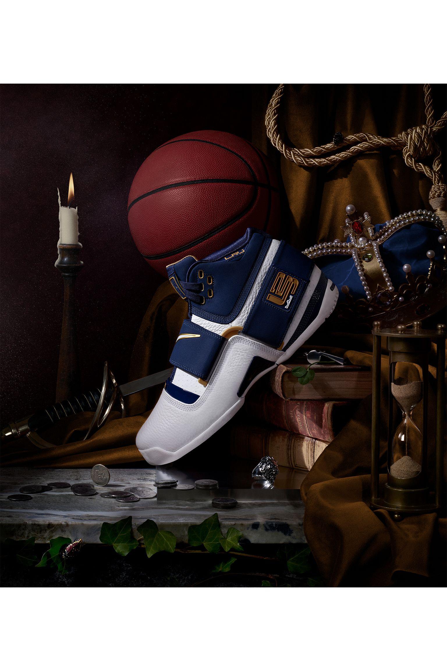 Art Of SNKRS: Nike Basketball CT16 Collection