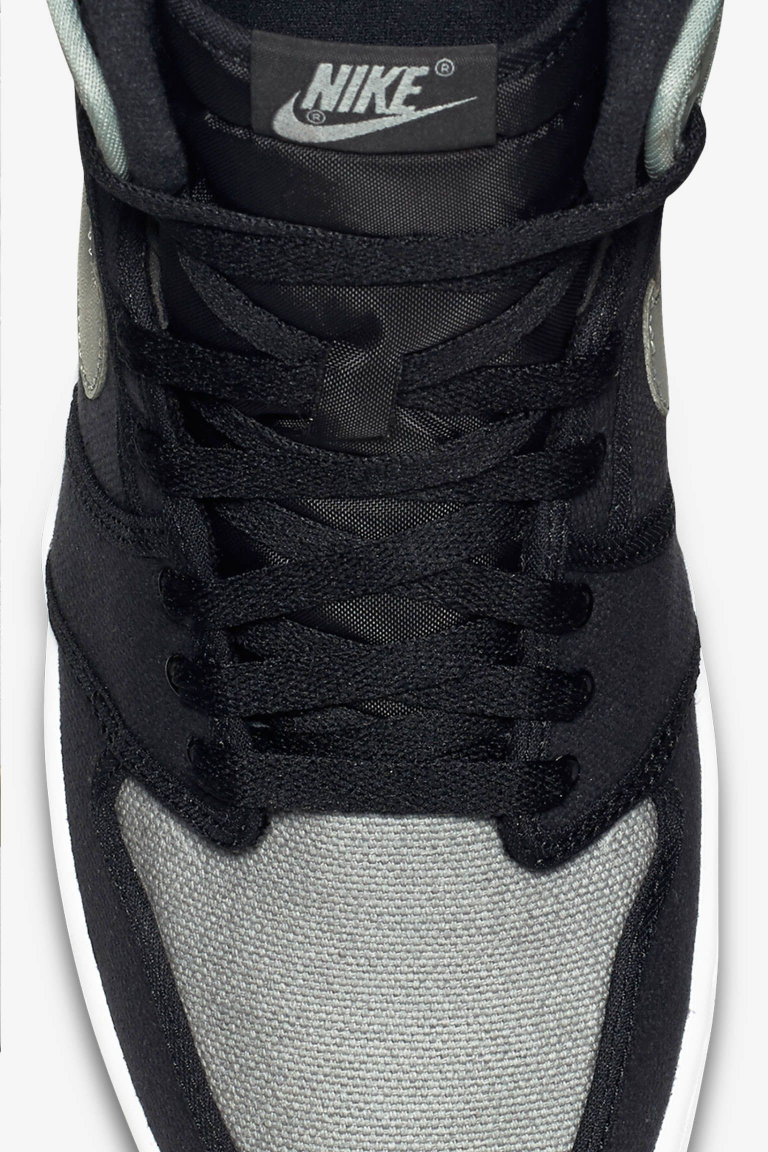 Air Jordan 1 KO 'Black & Shadow Grey' Release Date