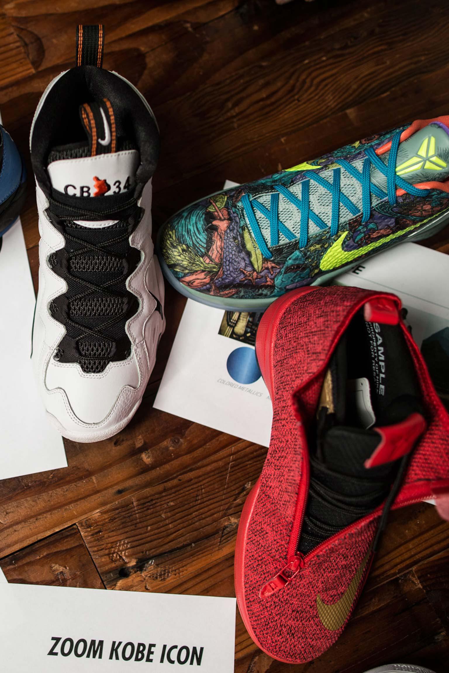 Hinter den Kulissen: Nike Zoom Kobe Icon