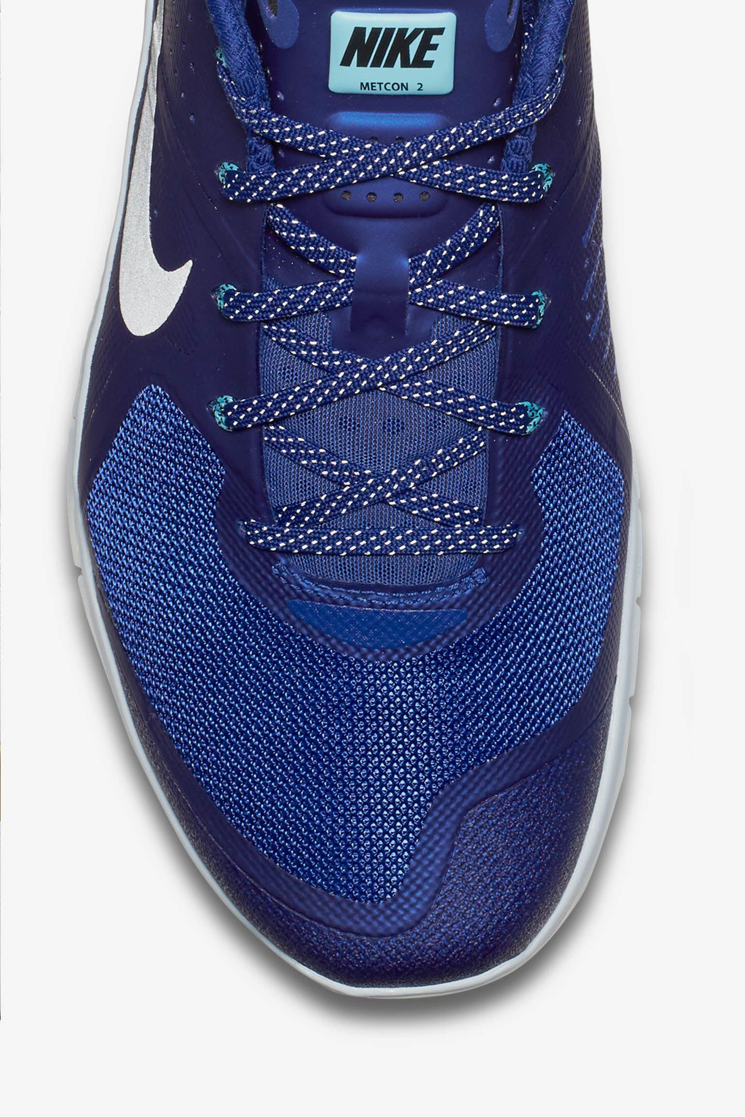 Nike Metcon 2 'Blue Monday'