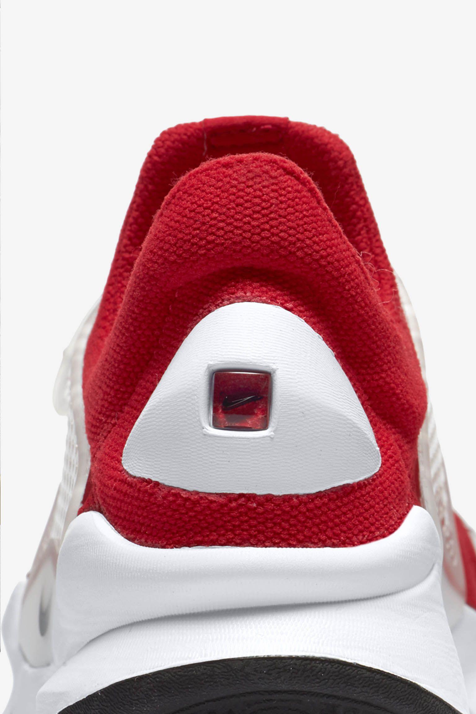 Nike Sock Dart 'Gym Red & White & Black'
