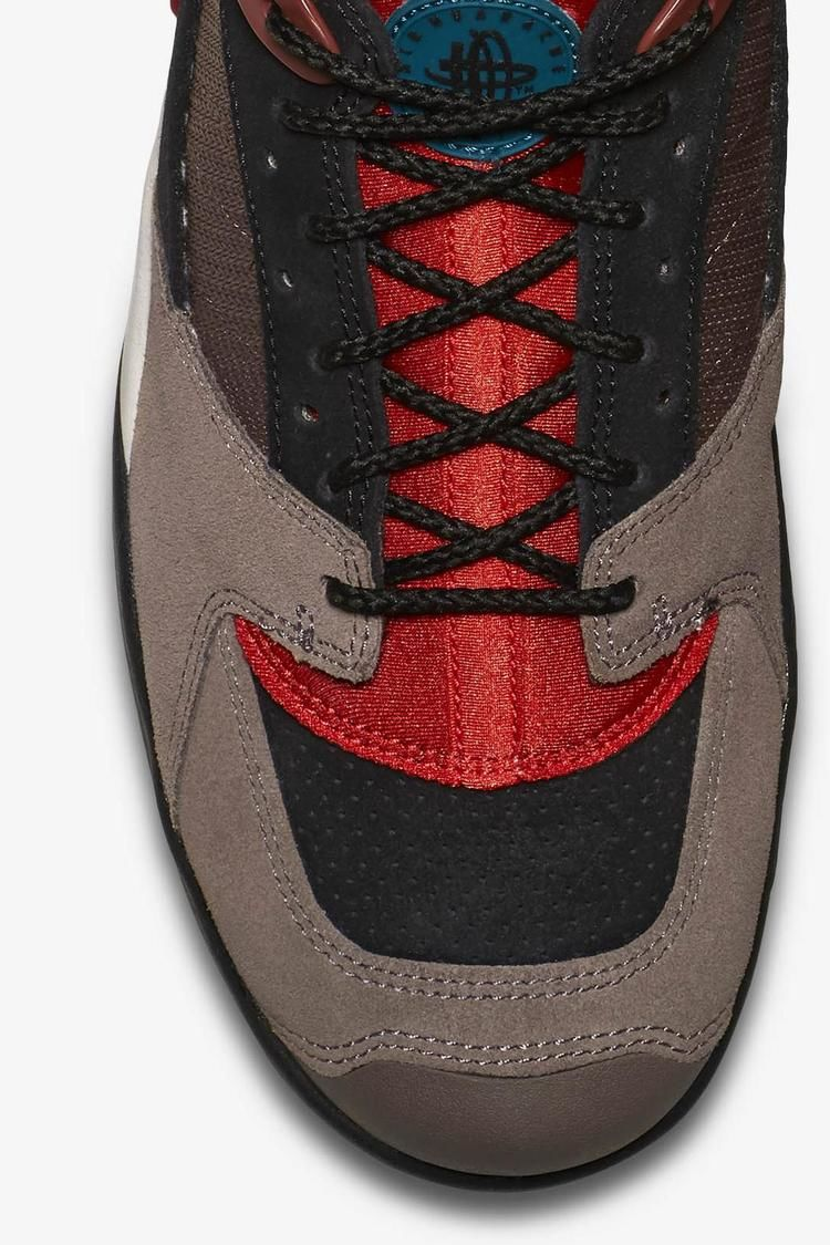 Nike Air Revaderchi 'Gym Red & Mink Brown' Release Date