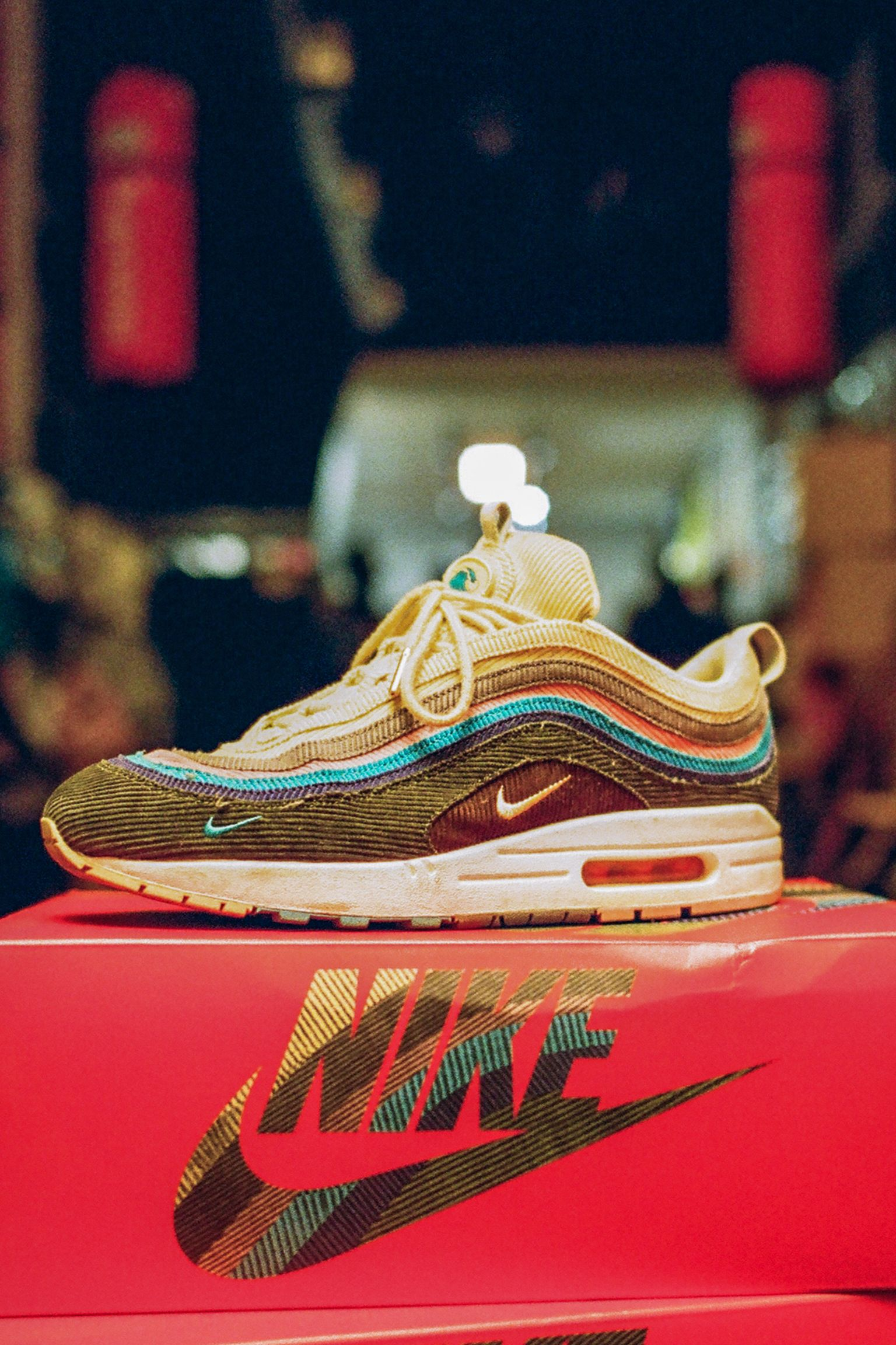 Behind The Design: Air Max 1/97 Sean Wotherspoon
