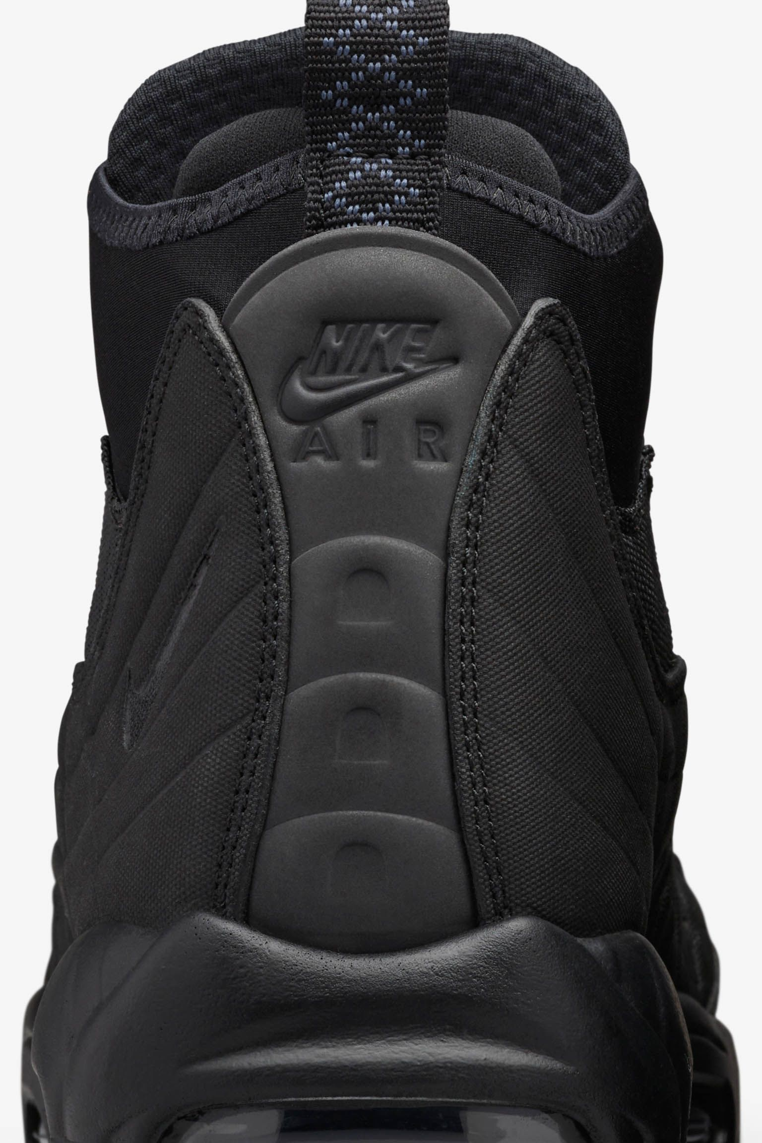 Nike Air Max 95 Sneakerboot 'Triple Black'