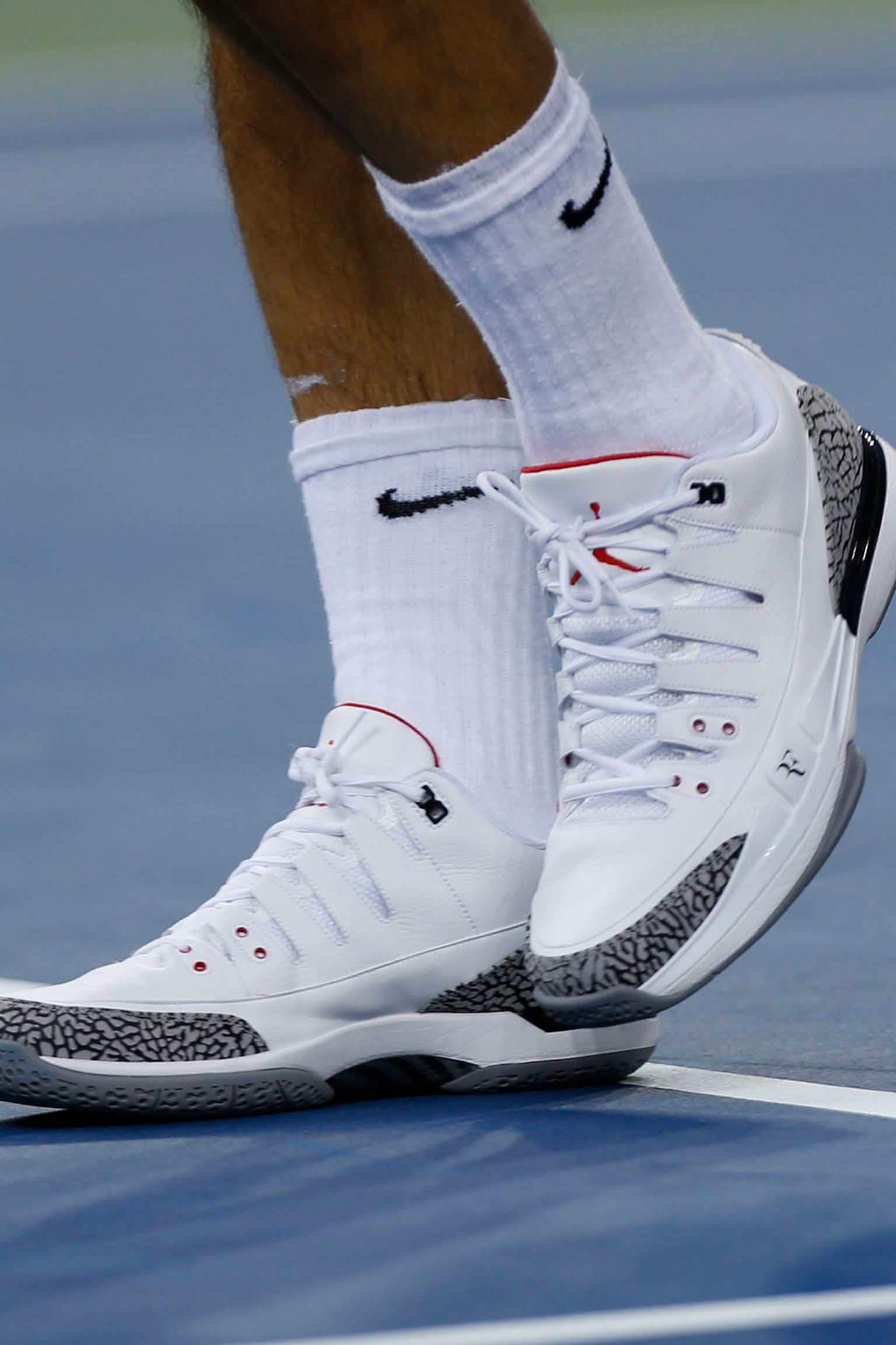8ca6e049e9c7e9 Color White Fire Red-Cement Grey INSIDE THE VAULT Nike Zoom Vapor Air  Jordan 3 Black Cement - Official Images UNBOXING AIR JORDAN ...