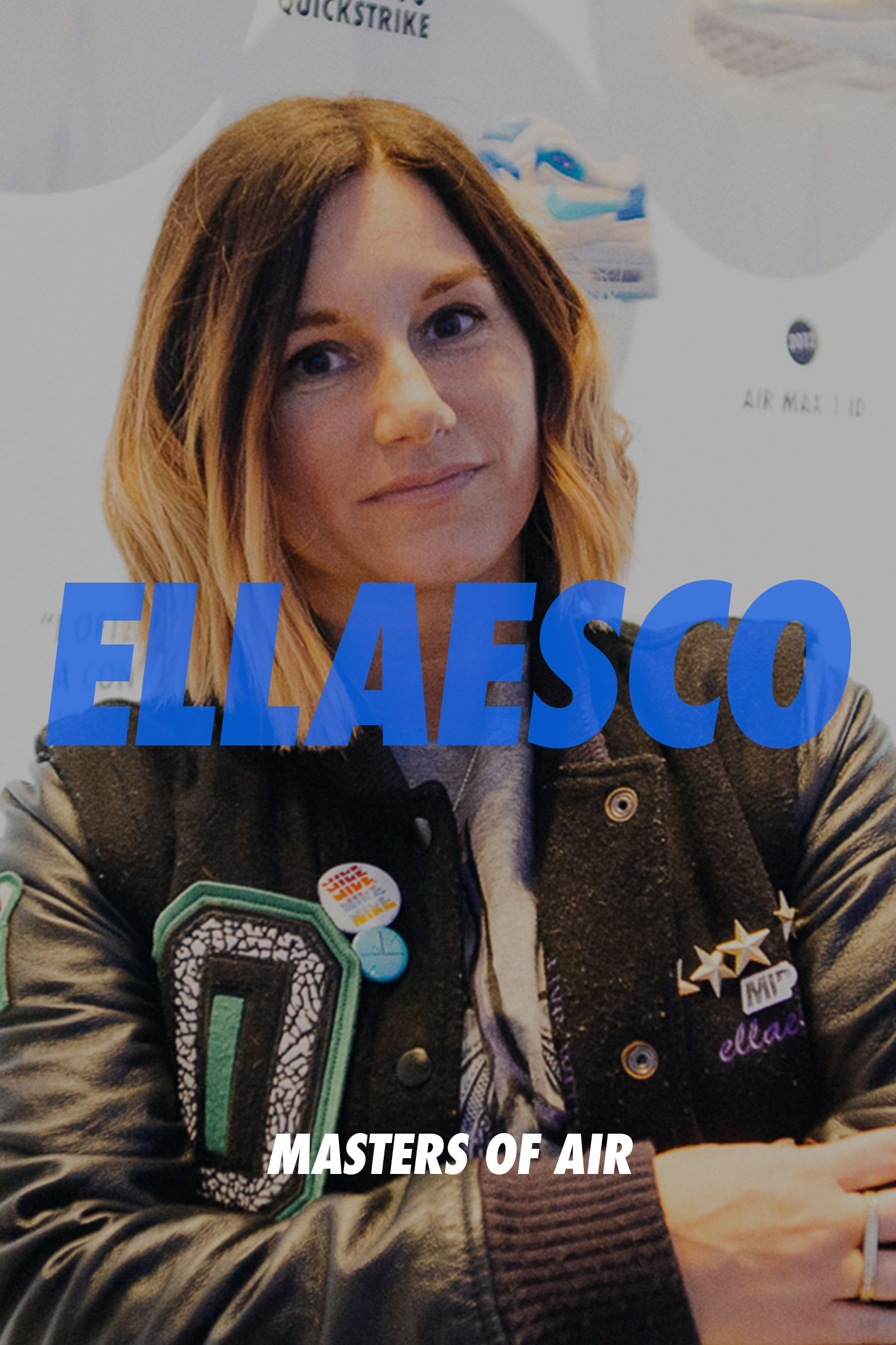 Masters of Air: Ellaesco