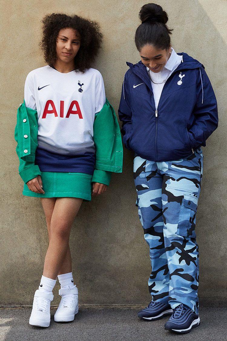2018/19 Tottenham Hotspur Stadium Home Kit