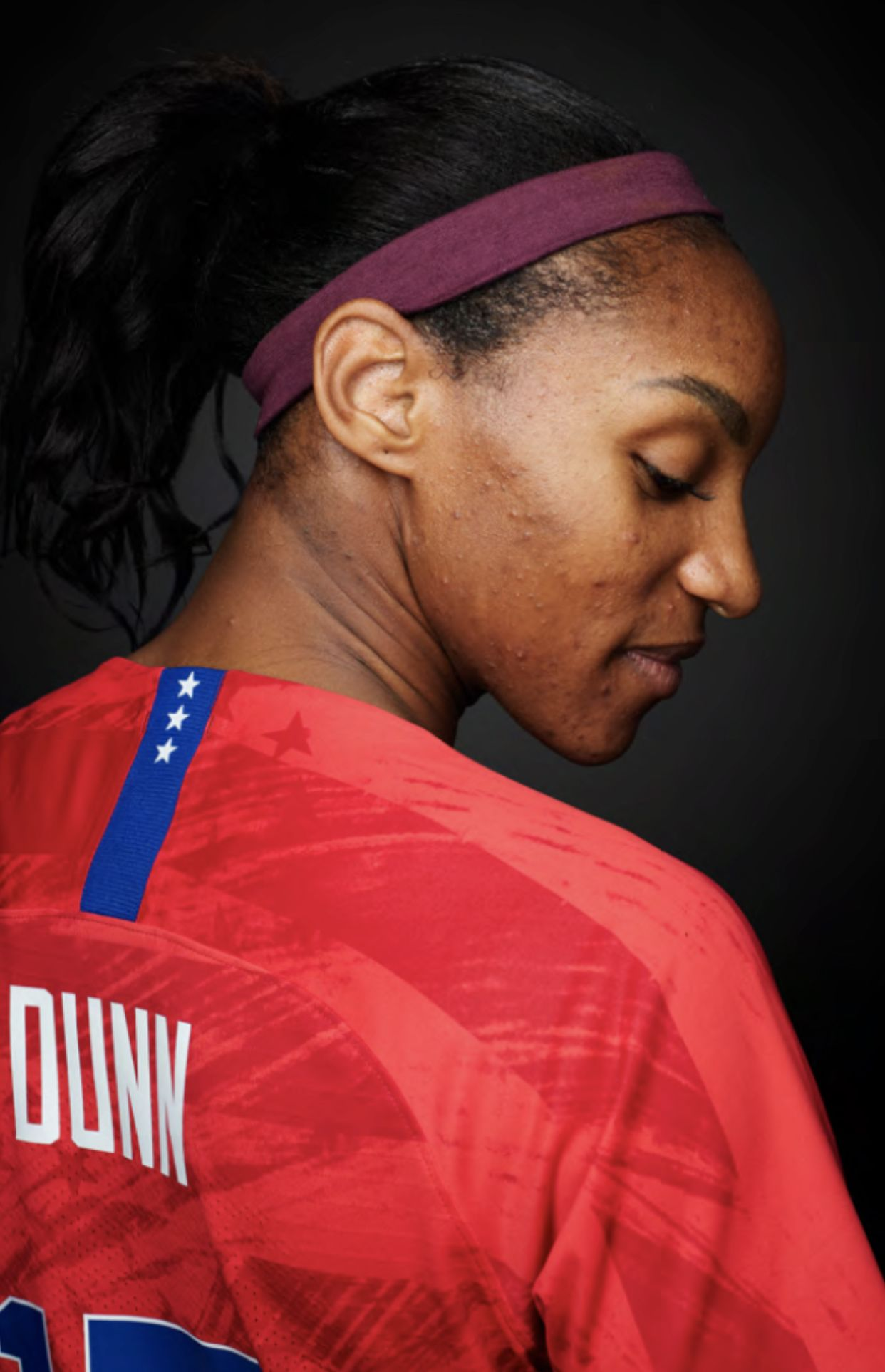 In Crystal Dunn's Own Words