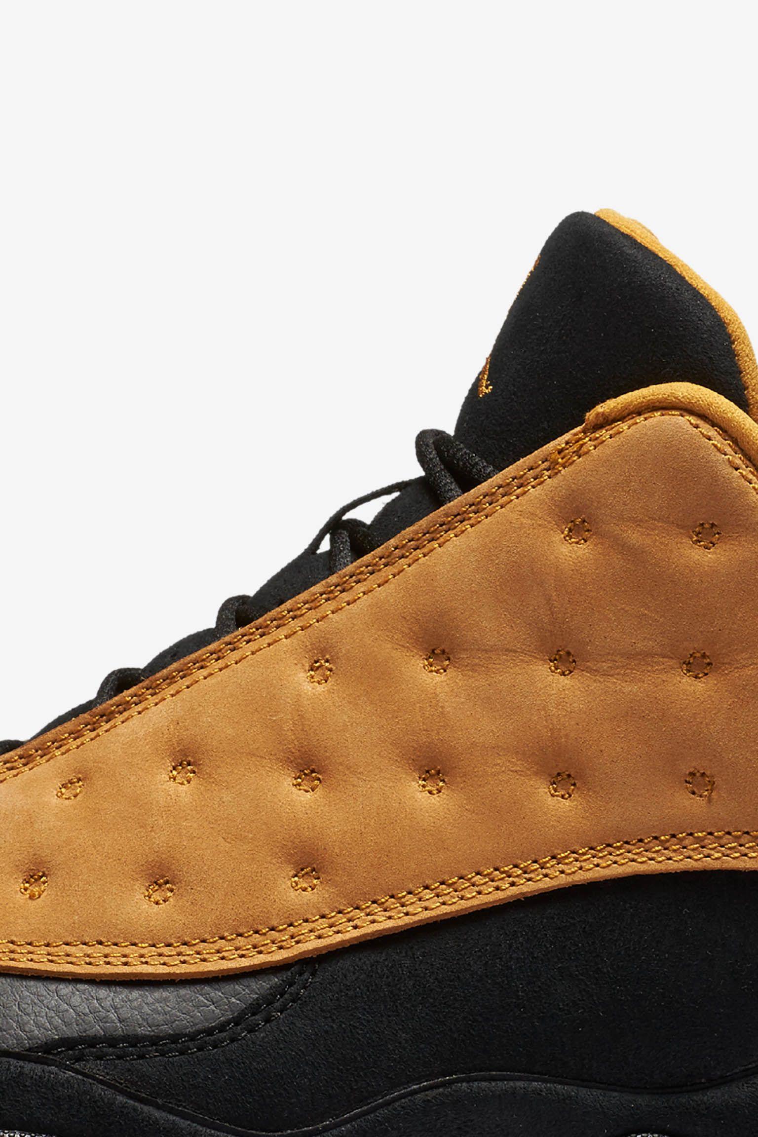 Air Jordan 13 Retro Low 'Chutney' Release Date