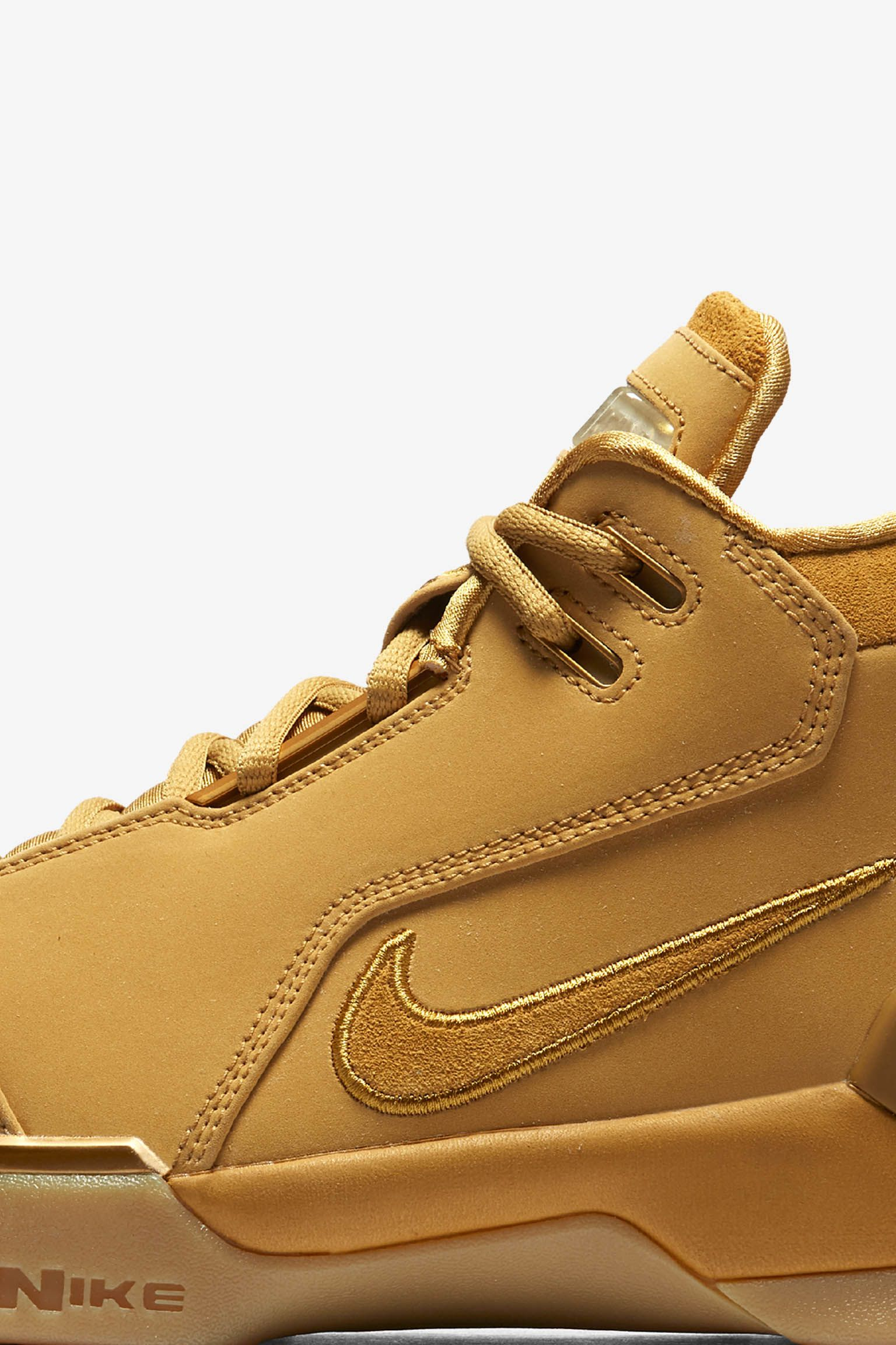 Nike Air Zoom Generation 'Wheat Gold' Release Date