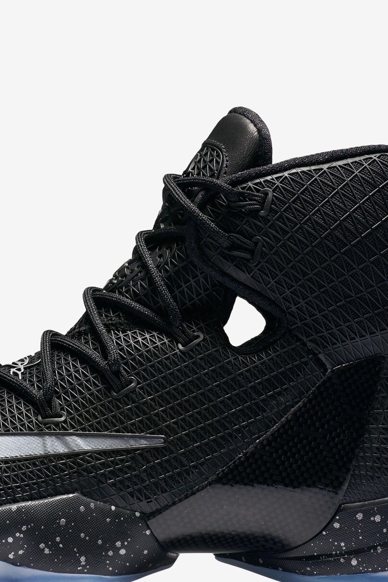free shipping a2fef 98ec4 Nike Lebron 13 Elite  Ready To Battle  Release Date