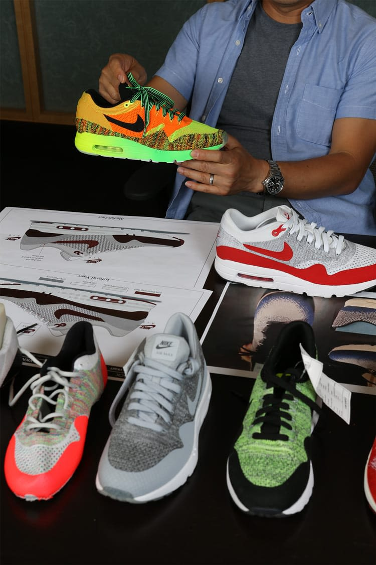 Behind the Design: Nike Air Max 1 Ultra Flyknit