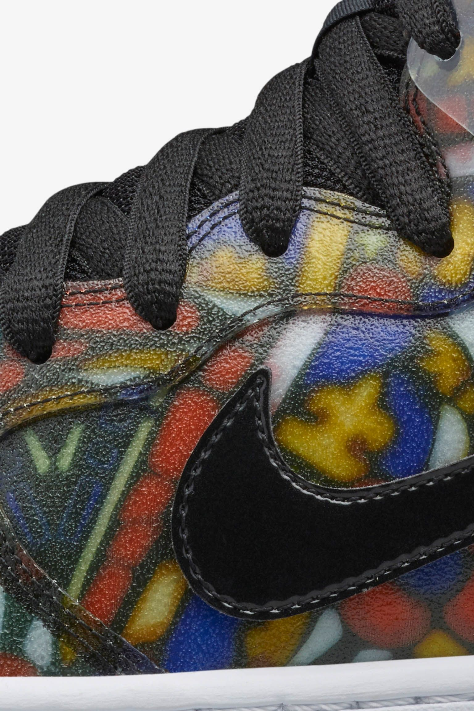 Nike Dunk High SB 'Stained Glass'
