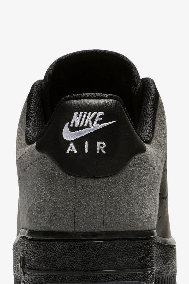 Nike Air Force 1 A-Cold-Wall* 'Black' Release Date